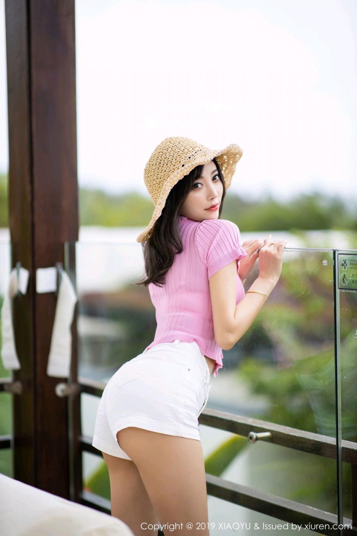 [XiaoYu] Vol.169 Yang Chen Chen 8P, Outdoor, Underwear, XiaoYu, Yang Chen Chen