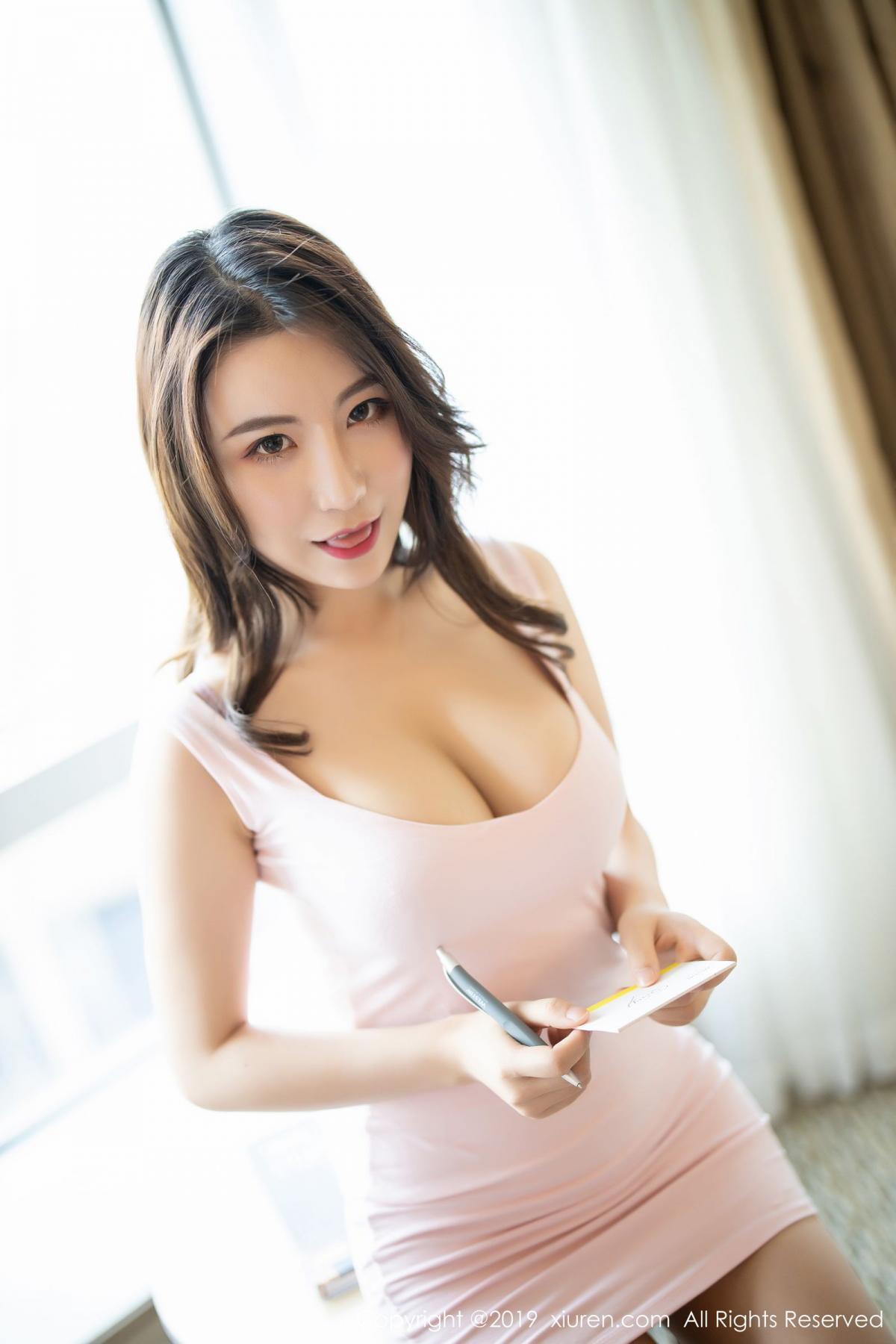 [XiaoYu] Vol.1697 Xie Zhi Xin 10P, Home, Sexy, XiaoYu, Xie Zhi Xin