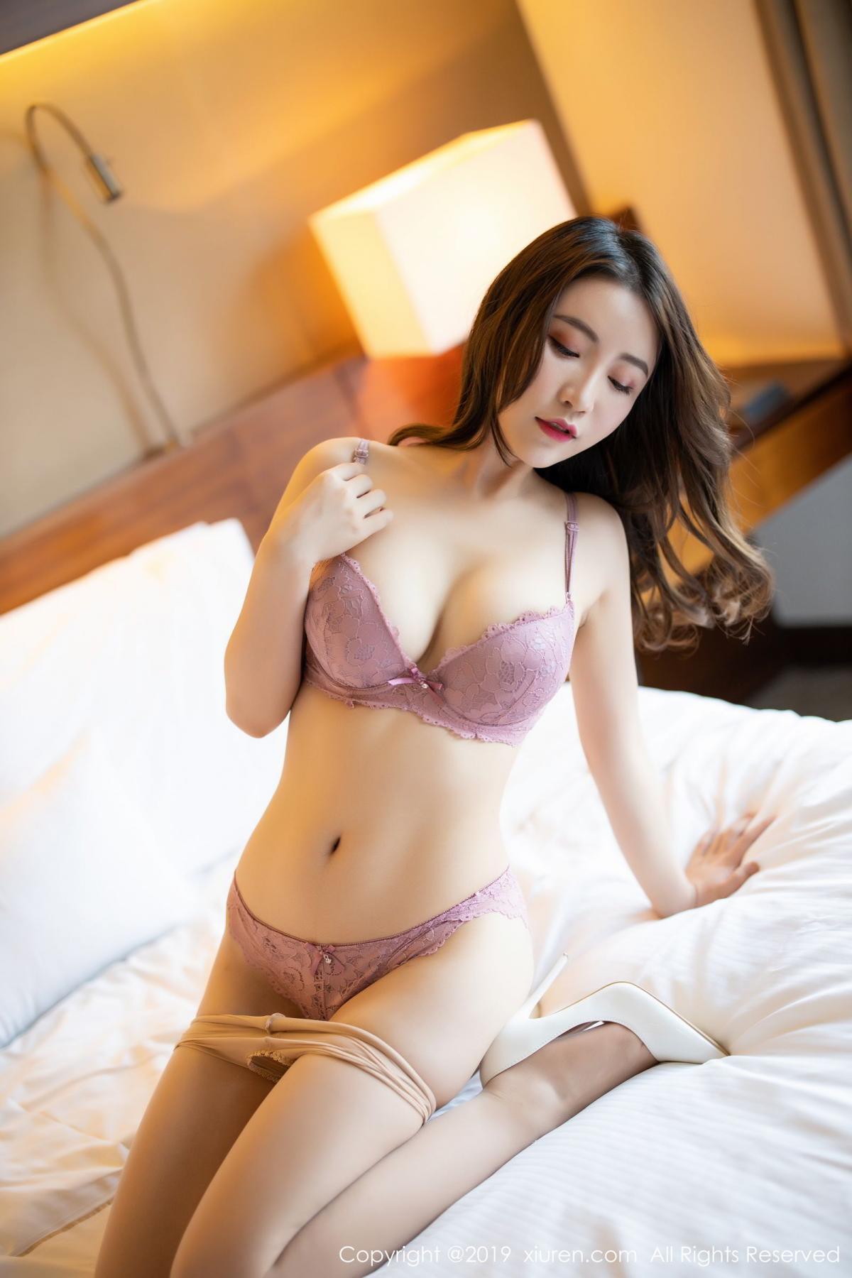 [XiaoYu] Vol.1697 Xie Zhi Xin 49P, Home, Sexy, XiaoYu, Xie Zhi Xin