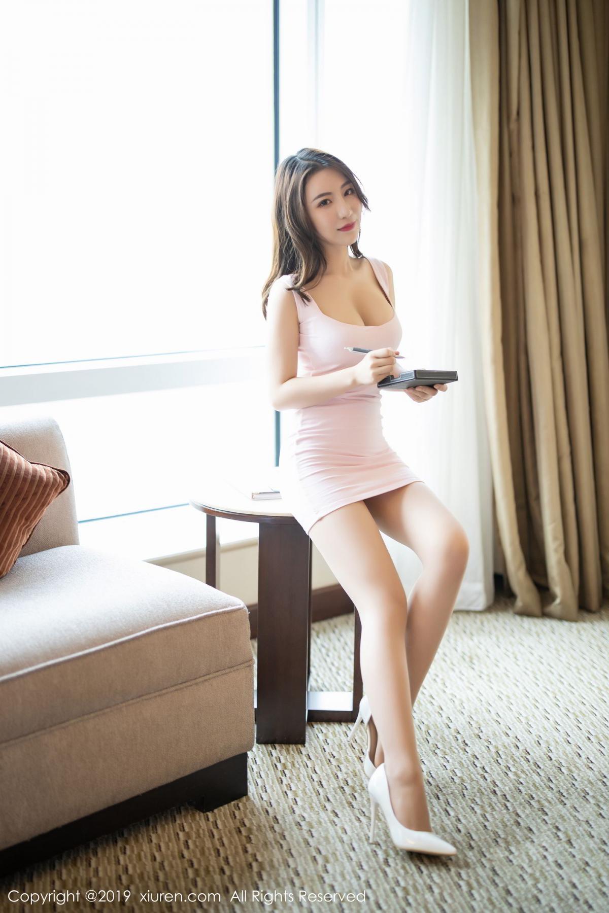 [XiaoYu] Vol.1697 Xie Zhi Xin 4P, Home, Sexy, XiaoYu, Xie Zhi Xin