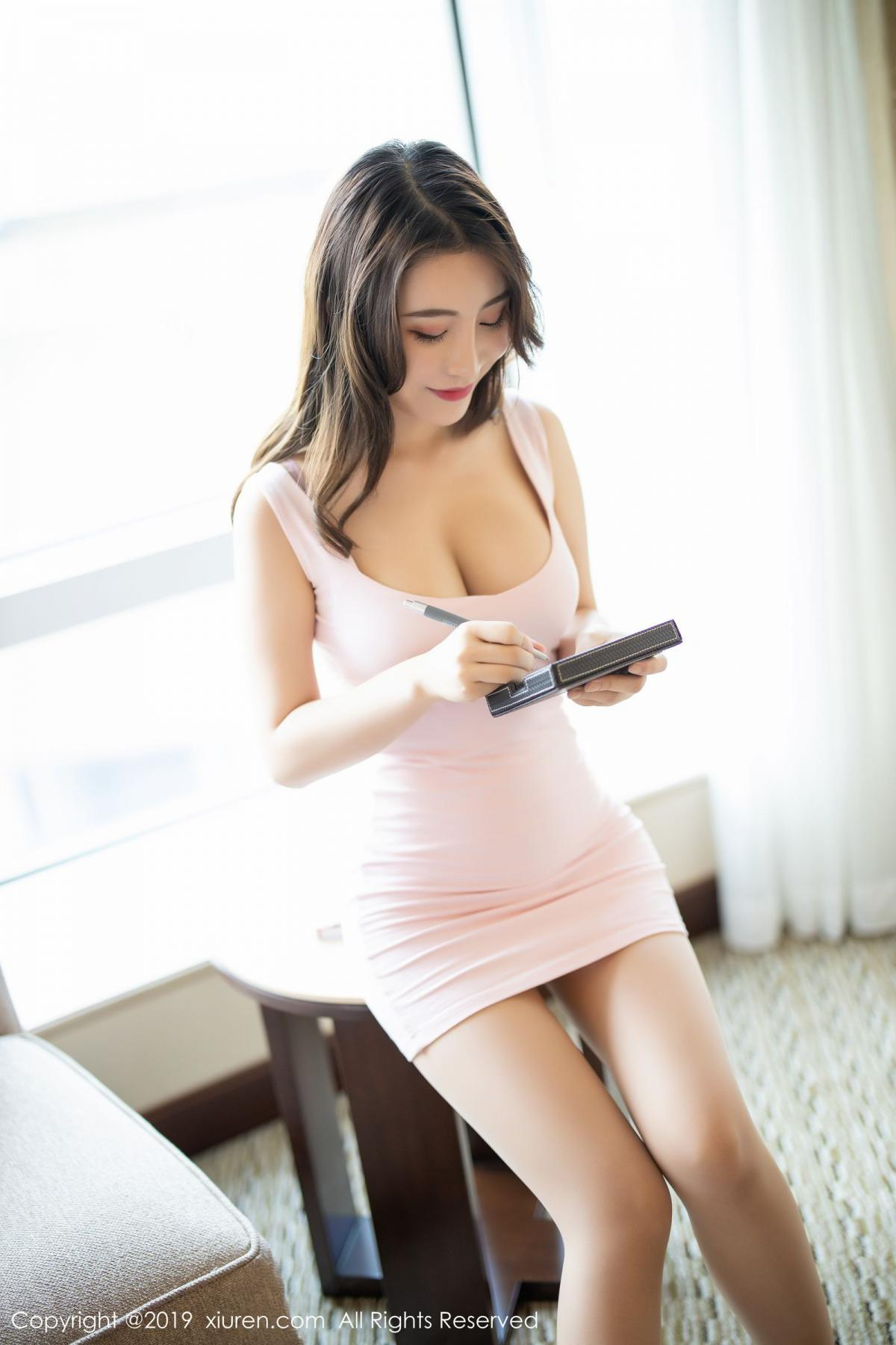 [XiaoYu] Vol.1697 Xie Zhi Xin 5P, Home, Sexy, XiaoYu, Xie Zhi Xin