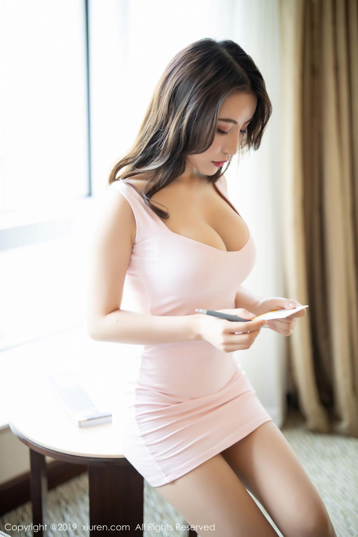 [XiaoYu] Vol.1697 Xie Zhi Xin 8P, Home, Sexy, XiaoYu, Xie Zhi Xin