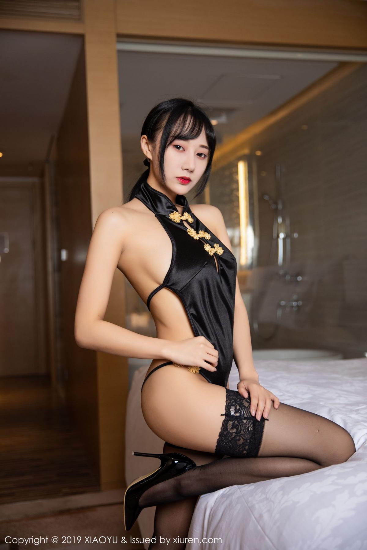[XiaoYu] Vol.170 He Jia Ying 12P, He Jia Ying, Tall, XiaoYu