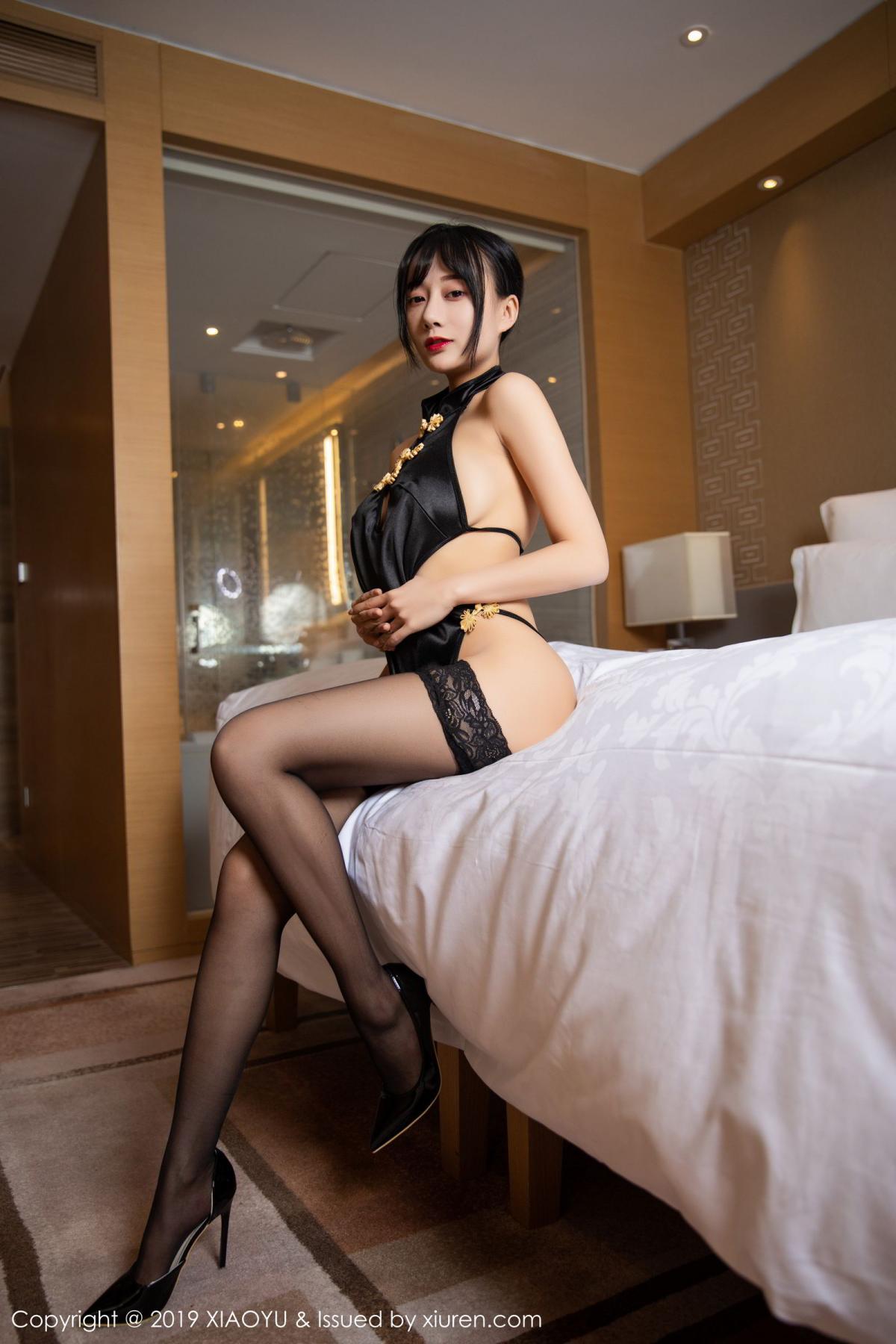 [XiaoYu] Vol.170 He Jia Ying 14P, He Jia Ying, Tall, XiaoYu