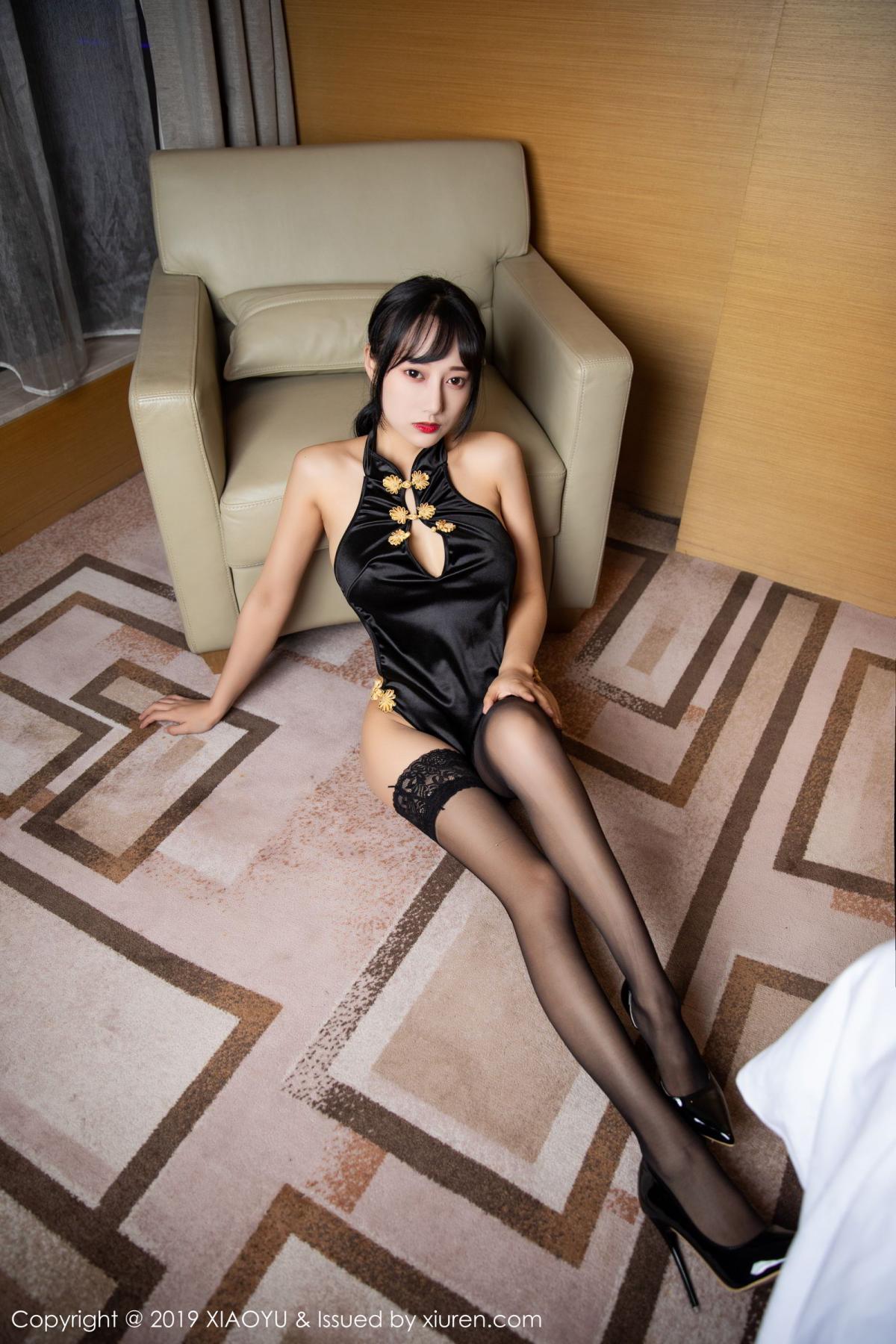 [XiaoYu] Vol.170 He Jia Ying 19P, He Jia Ying, Tall, XiaoYu