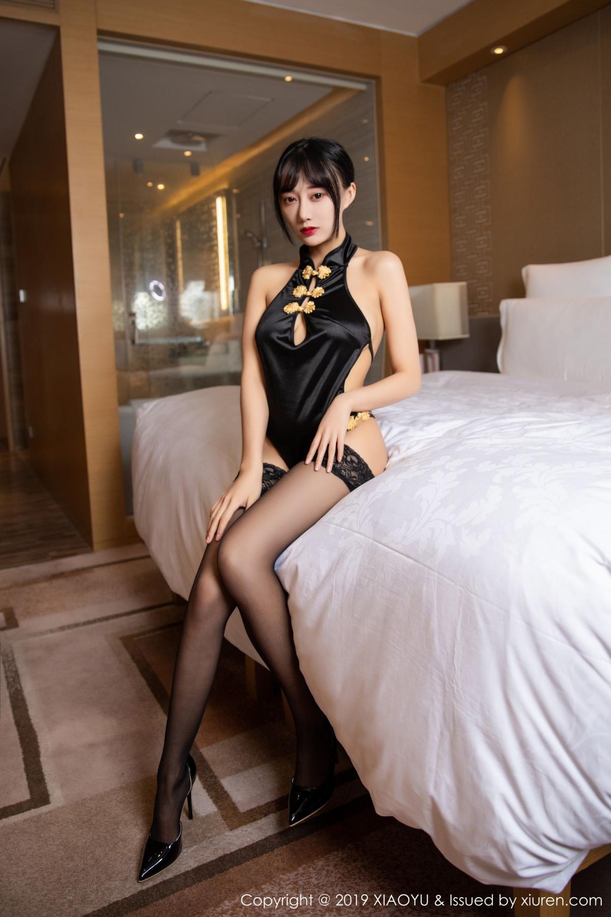[XiaoYu] Vol.170 He Jia Ying 5P, He Jia Ying, Tall, XiaoYu