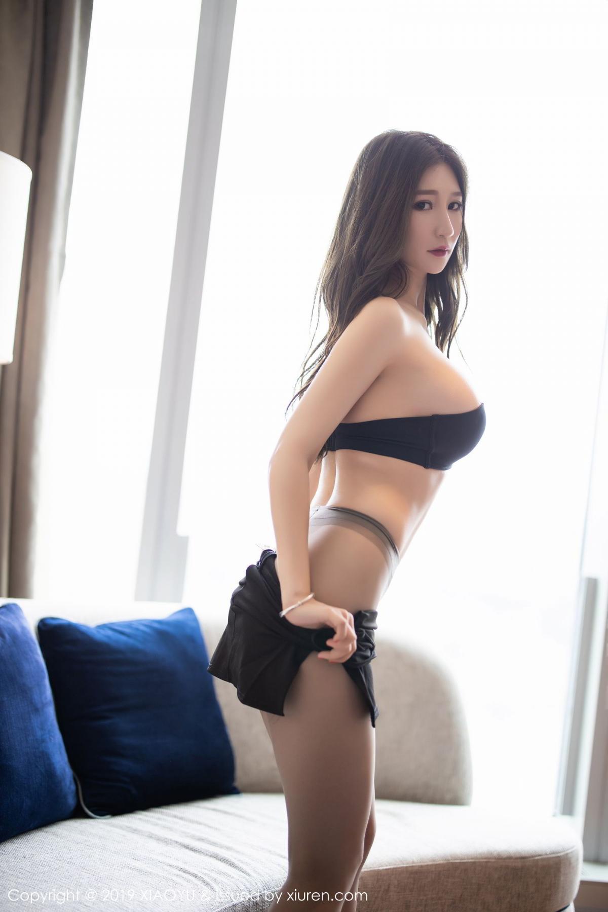 [XiaoYu] Vol.171 Xuan Zi 66P, Black Silk, Tall, XiaoYu, Xuan Zi