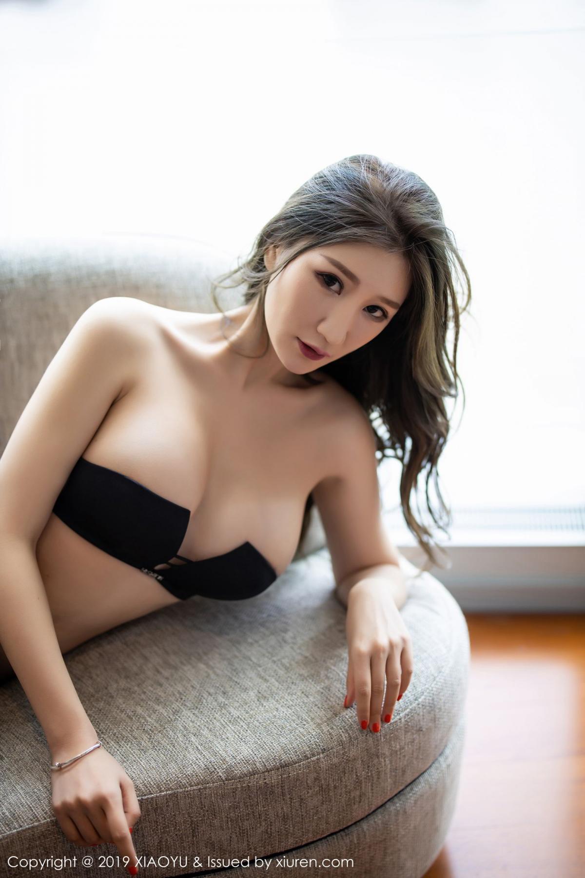 [XiaoYu] Vol.171 Xuan Zi 86P, Black Silk, Tall, XiaoYu, Xuan Zi