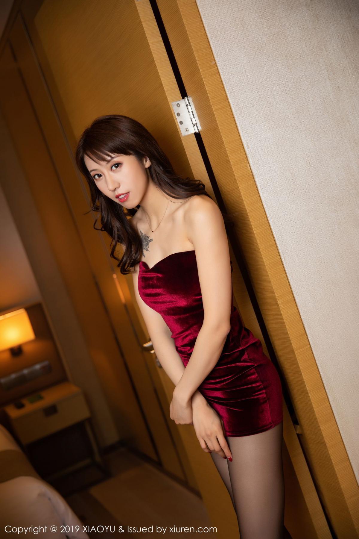 [XiaoYu] Vol.175 Da Xi 2P, Black Silk, Da Xi, Mature, Tall, XiaoYu