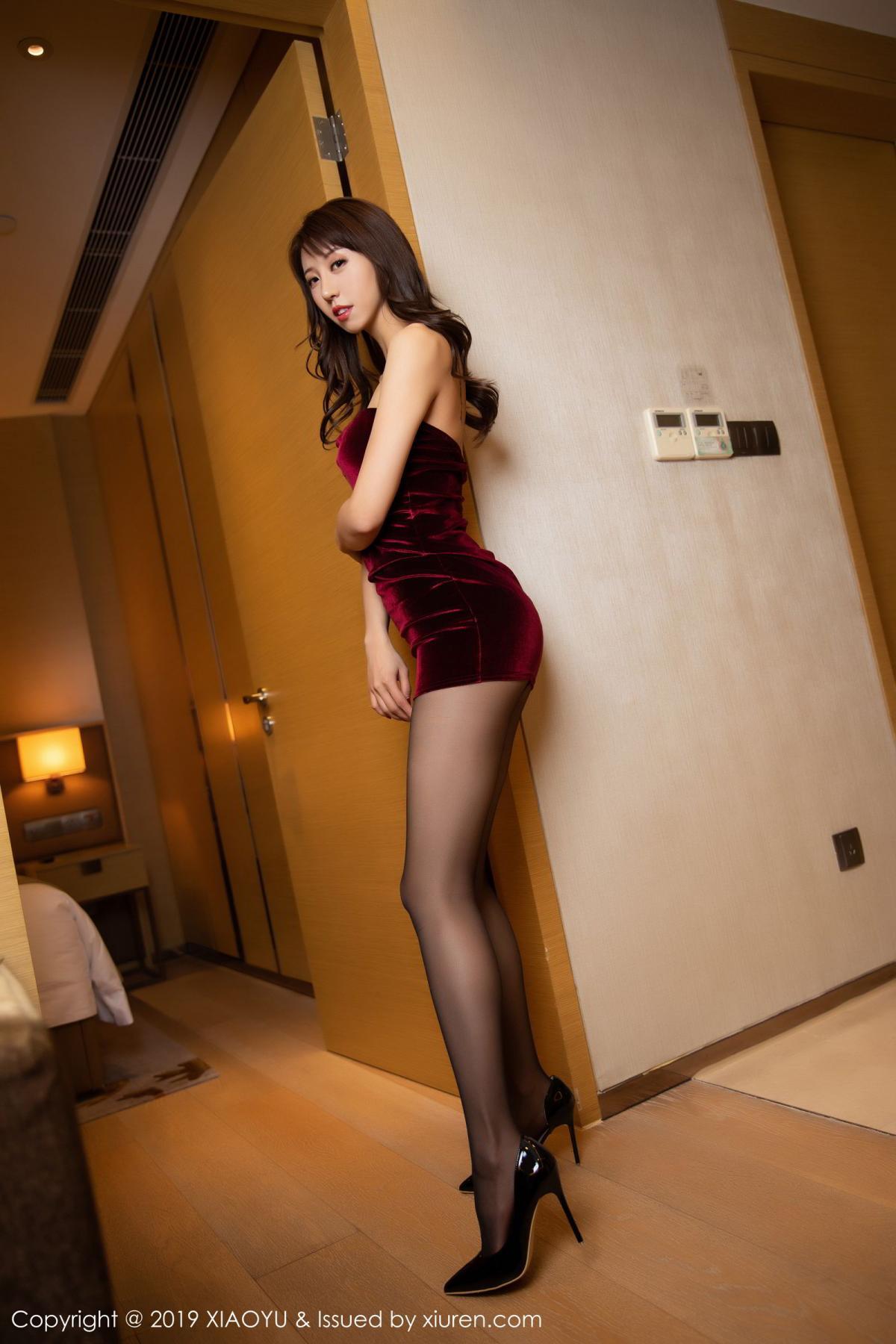 [XiaoYu] Vol.175 Da Xi 3P, Black Silk, Da Xi, Mature, Tall, XiaoYu