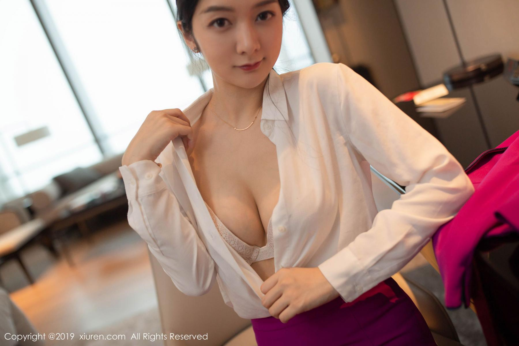 [XiaoYu] Vol.1799 Xiao Re Ba 33P, Di Yi, Stewardess, Underwear, XiaoYu