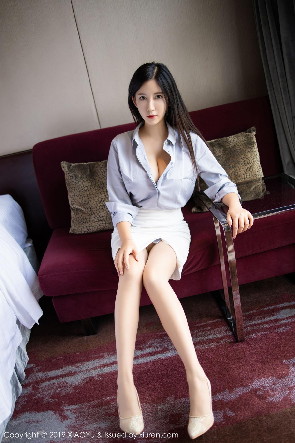 [XiaoYu] Vol.180 Li Ya 3P, Li Ya, Underwear, XiaoYu