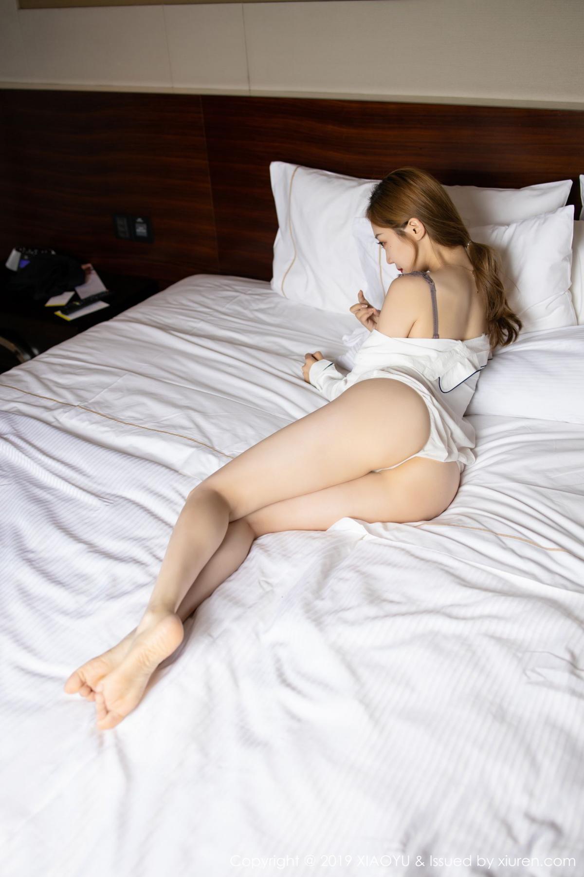 [XiaoYu] Vol.181 Yuner Claire 69P, Black Silk, Underwear, XiaoYu, Yuner Claire