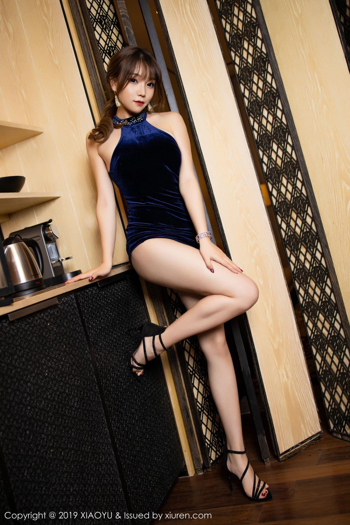 [XiaoYu] Vol.192 Chen Zhi 12P, Chen Zhi, Cheongsam, Tall, XiaoYu