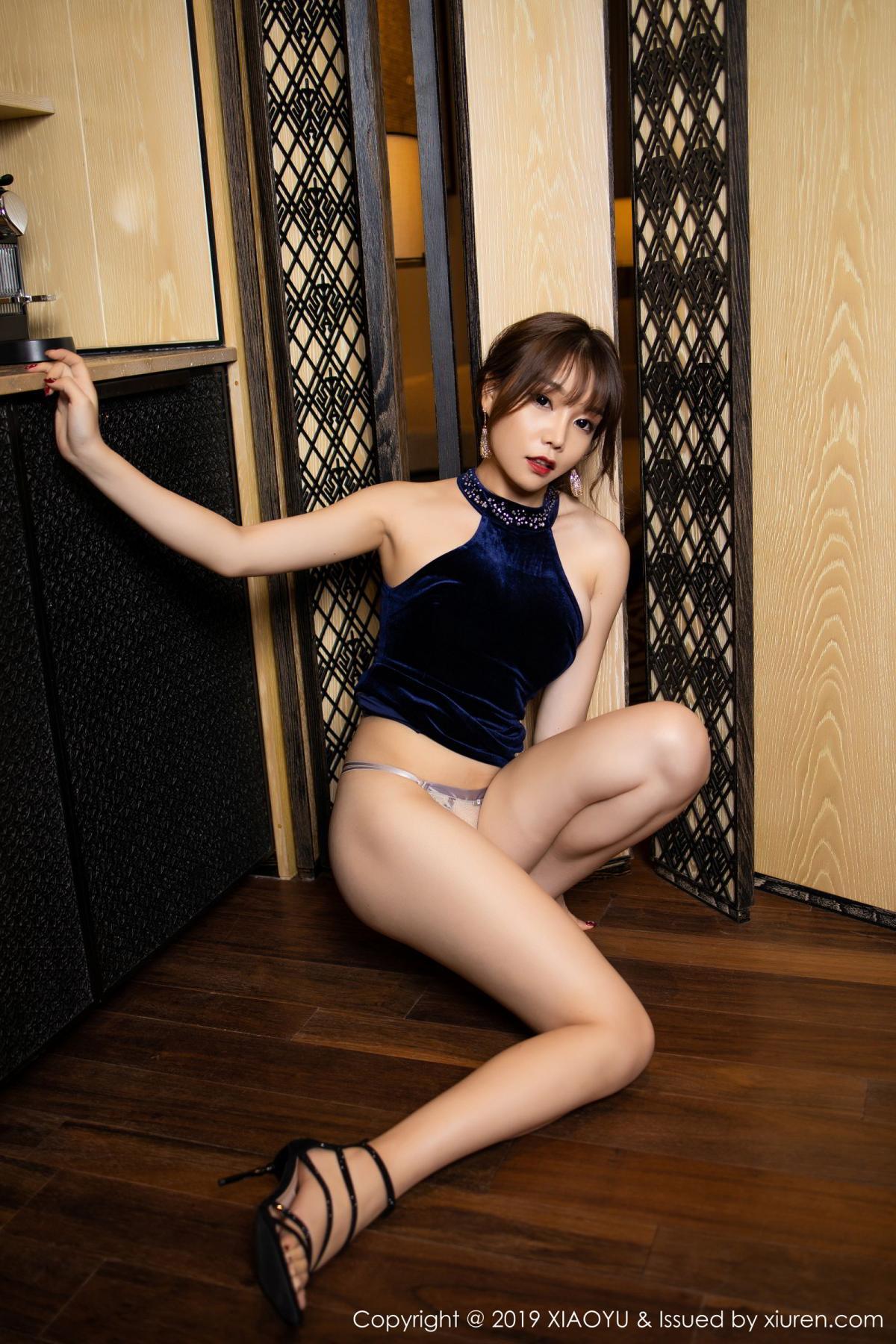 [XiaoYu] Vol.192 Chen Zhi 19P, Chen Zhi, Cheongsam, Tall, XiaoYu