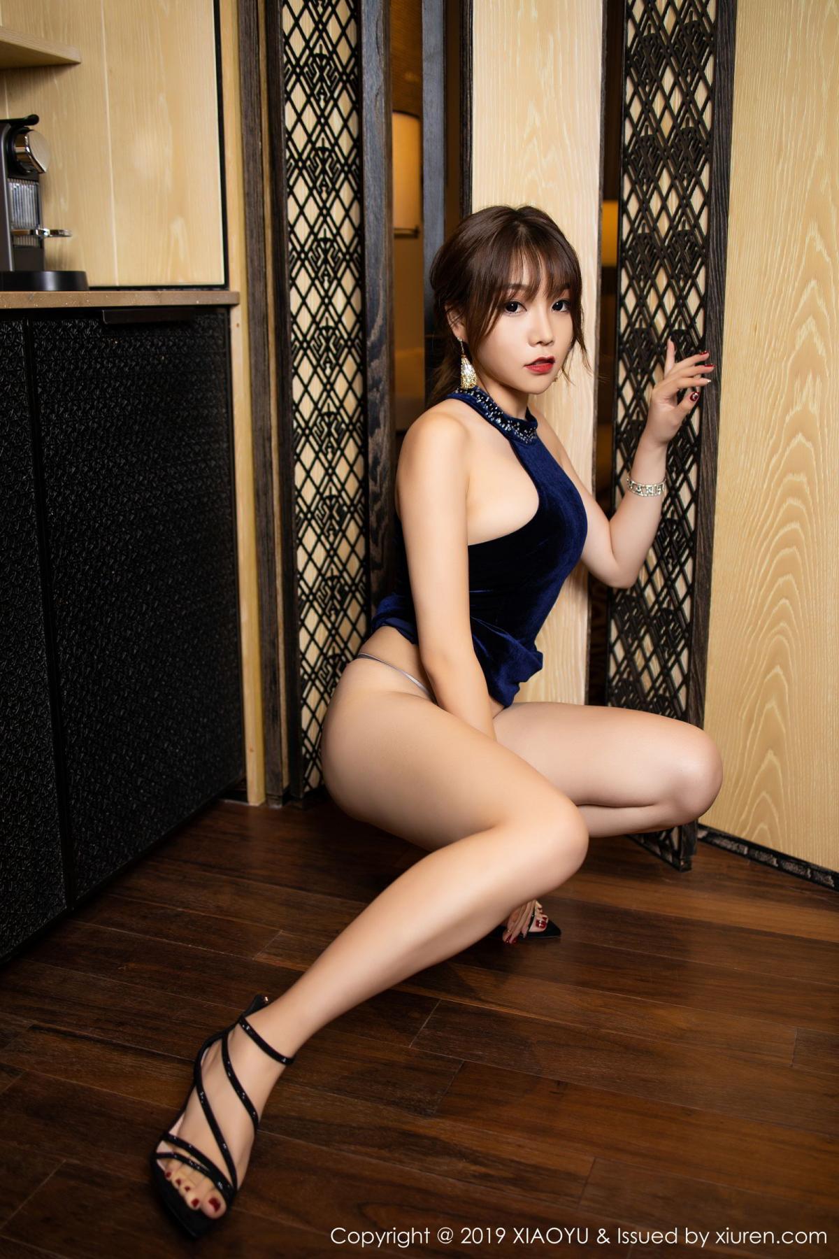 [XiaoYu] Vol.192 Chen Zhi 20P, Chen Zhi, Cheongsam, Tall, XiaoYu