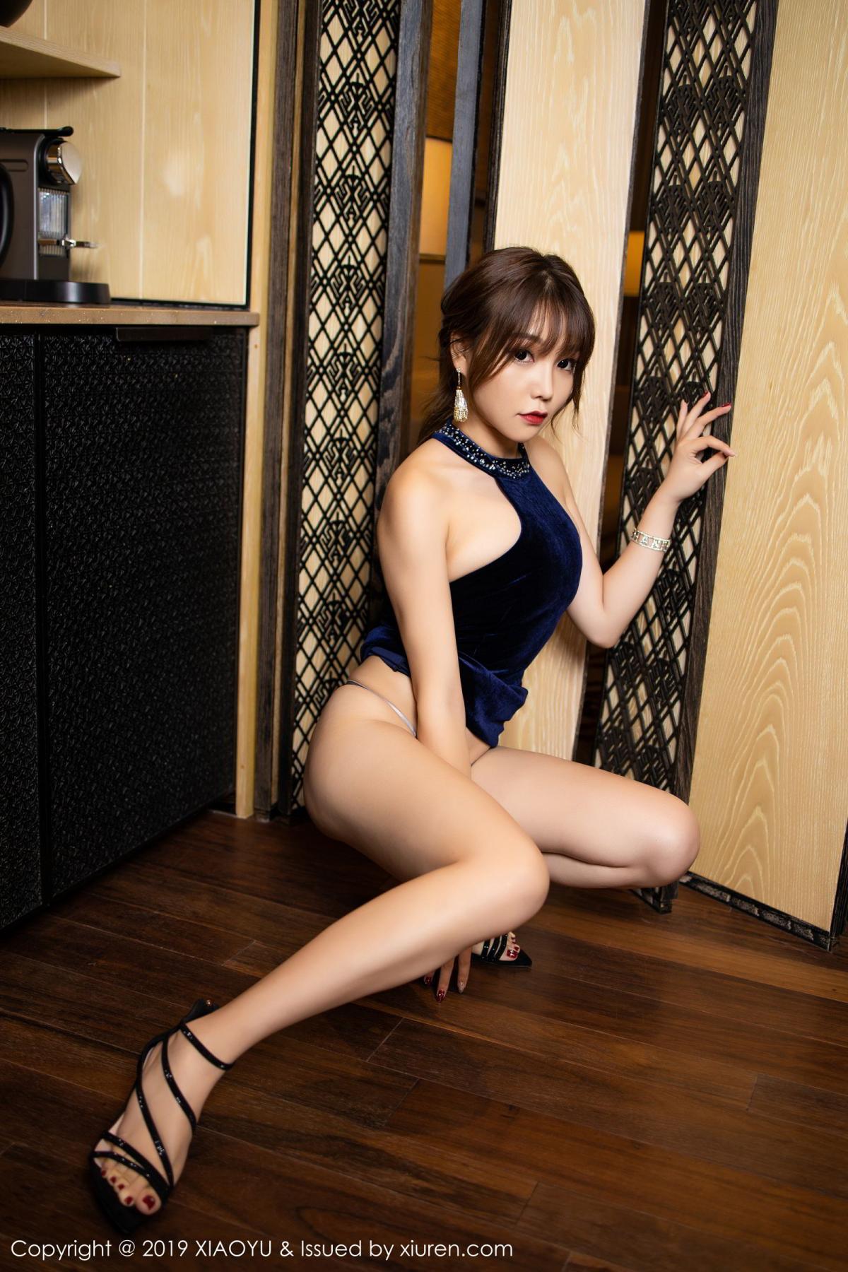 [XiaoYu] Vol.192 Chen Zhi 21P, Chen Zhi, Cheongsam, Tall, XiaoYu