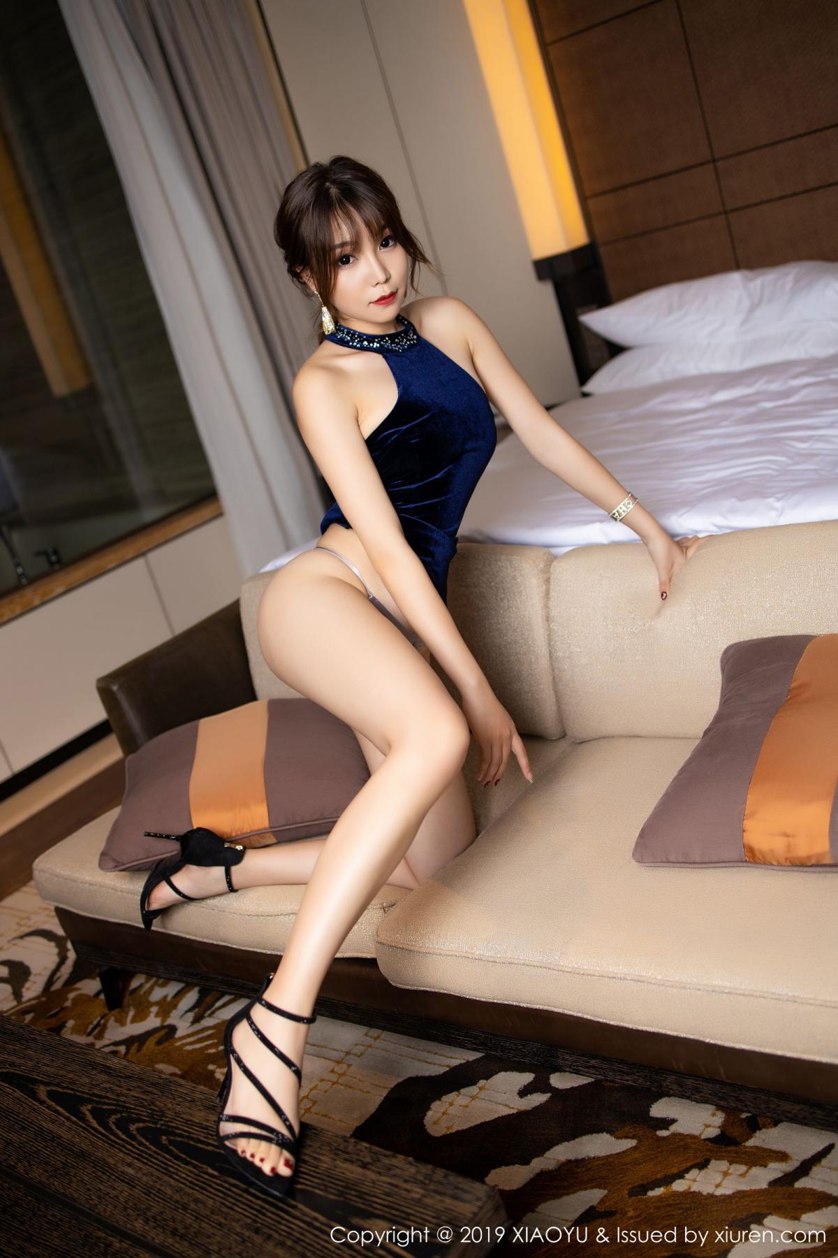 [XiaoYu] Vol.192 Chen Zhi 22P, Chen Zhi, Cheongsam, Tall, XiaoYu