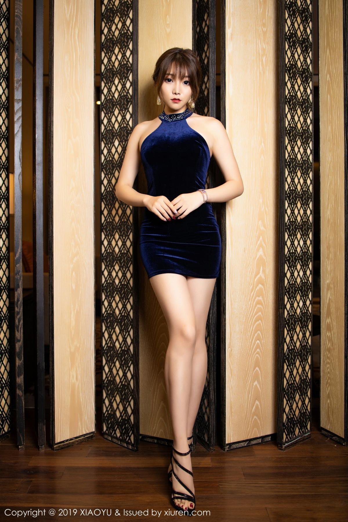 [XiaoYu] Vol.192 Chen Zhi 2P, Chen Zhi, Cheongsam, Tall, XiaoYu