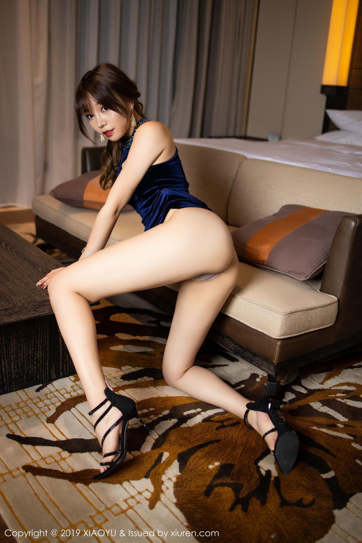 [XiaoYu] Vol.192 Chen Zhi 30P, Chen Zhi, Cheongsam, Tall, XiaoYu