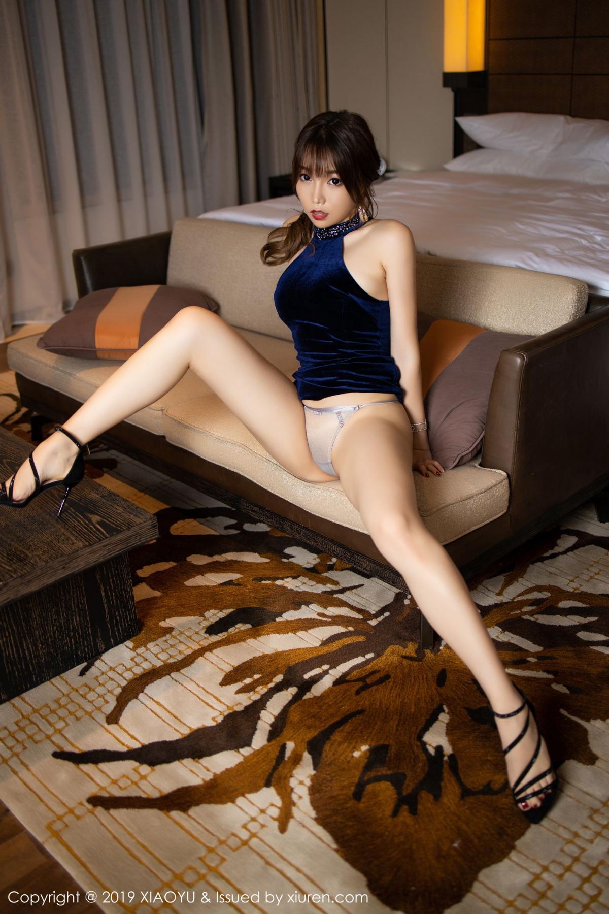 [XiaoYu] Vol.192 Chen Zhi 31P, Chen Zhi, Cheongsam, Tall, XiaoYu