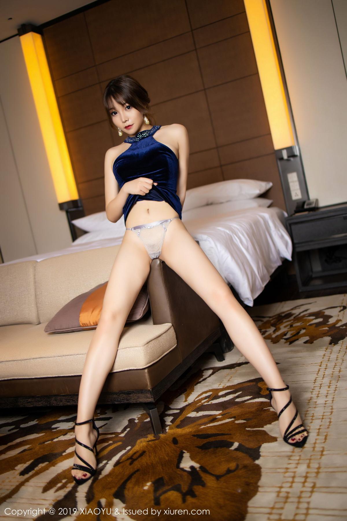 [XiaoYu] Vol.192 Chen Zhi 38P, Chen Zhi, Cheongsam, Tall, XiaoYu