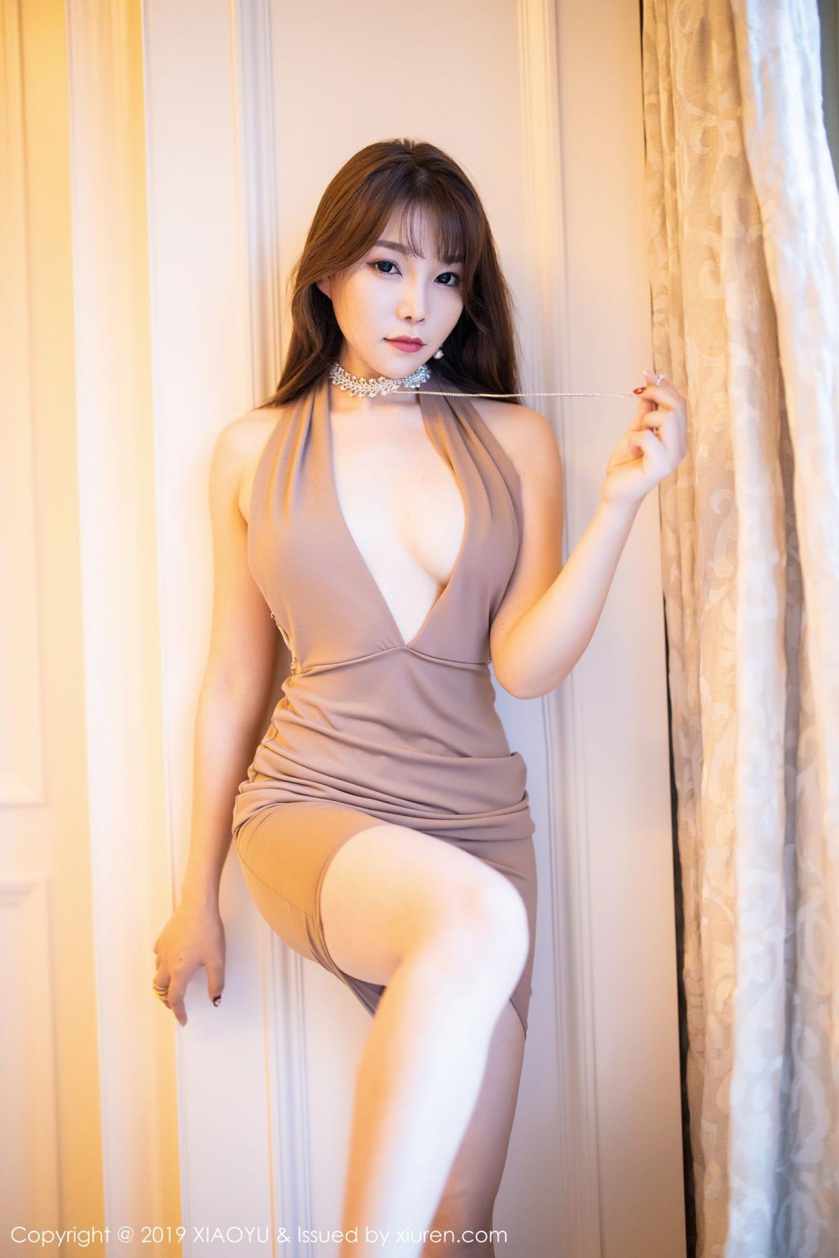 [XiaoYu] Vol.192 Chen Zhi 66P, Chen Zhi, Cheongsam, Tall, XiaoYu