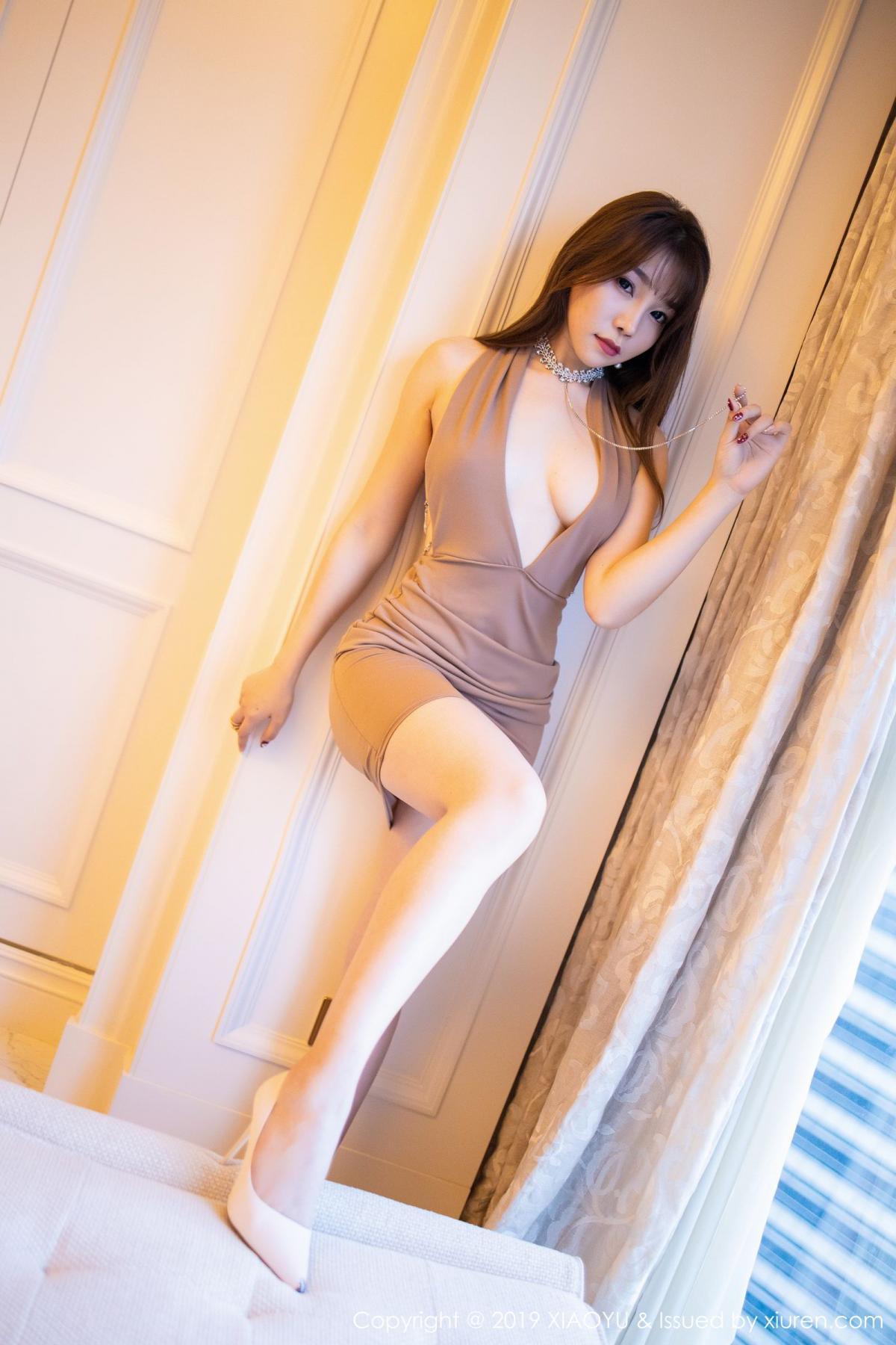 [XiaoYu] Vol.192 Chen Zhi 67P, Chen Zhi, Cheongsam, Tall, XiaoYu