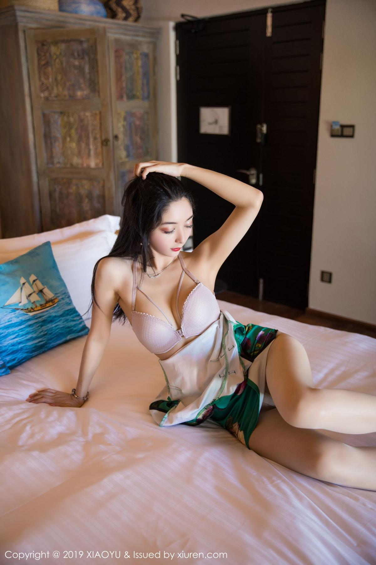 [XiaoYu] Vol.193 Xiao Re Ba 41P, Cheongsam, Di Yi, XiaoYu