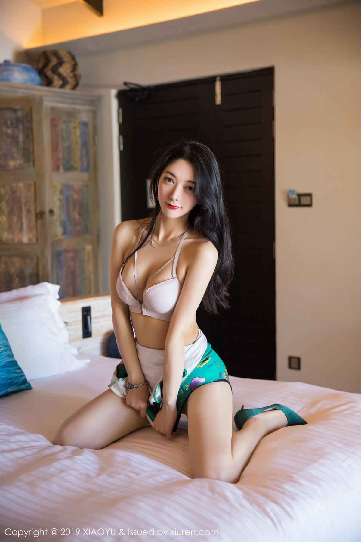 [XiaoYu] Vol.193 Xiao Re Ba 42P, Cheongsam, Di Yi, XiaoYu