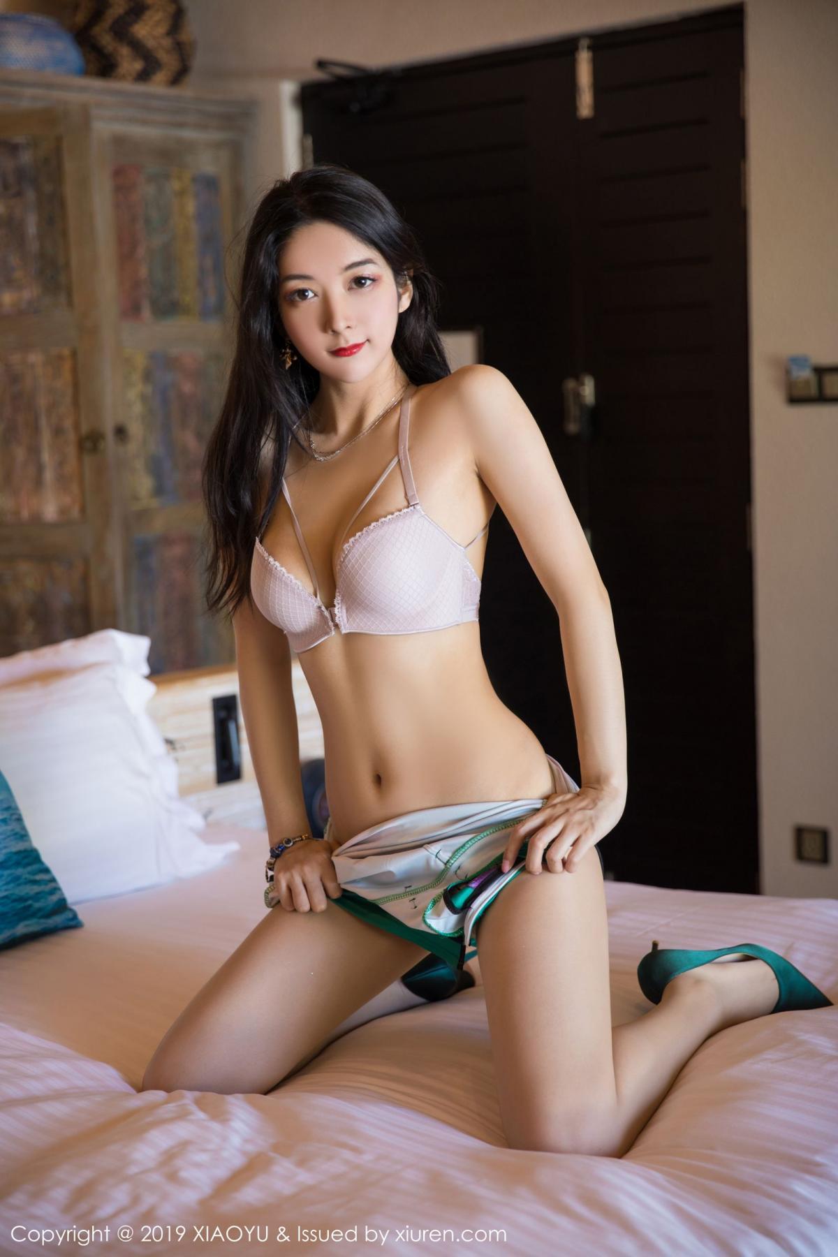 [XiaoYu] Vol.193 Xiao Re Ba 43P, Cheongsam, Di Yi, XiaoYu