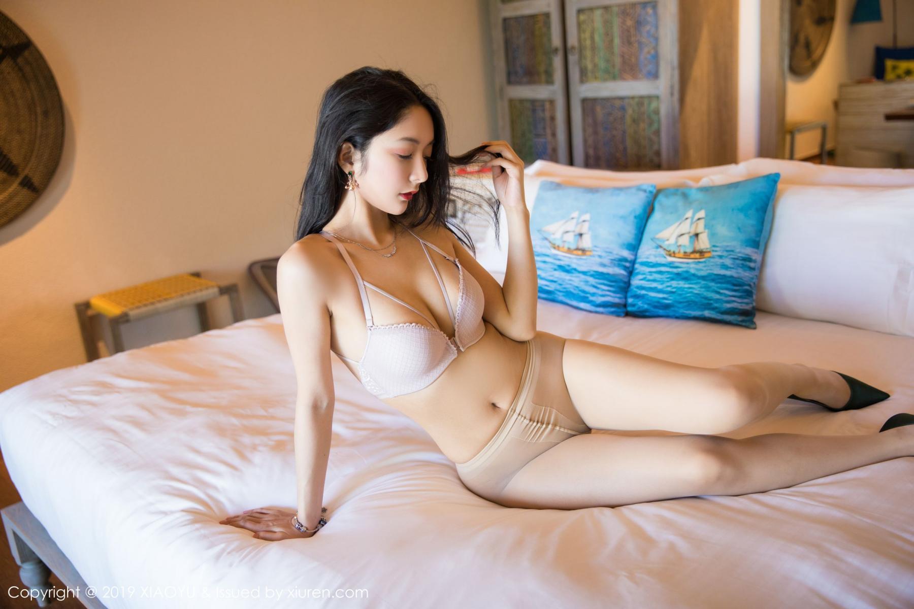 [XiaoYu] Vol.193 Xiao Re Ba 53P, Cheongsam, Di Yi, XiaoYu