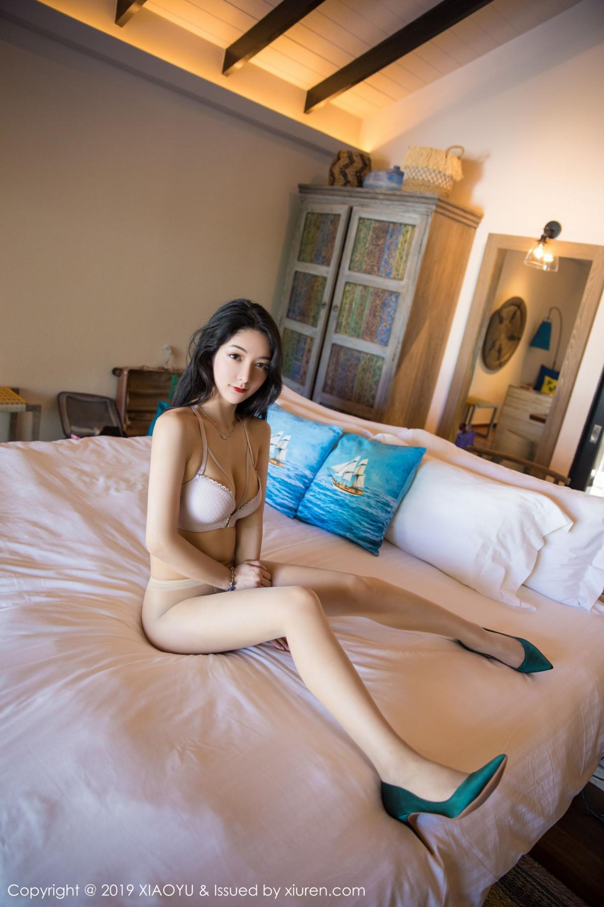 [XiaoYu] Vol.193 Xiao Re Ba 55P, Cheongsam, Di Yi, XiaoYu