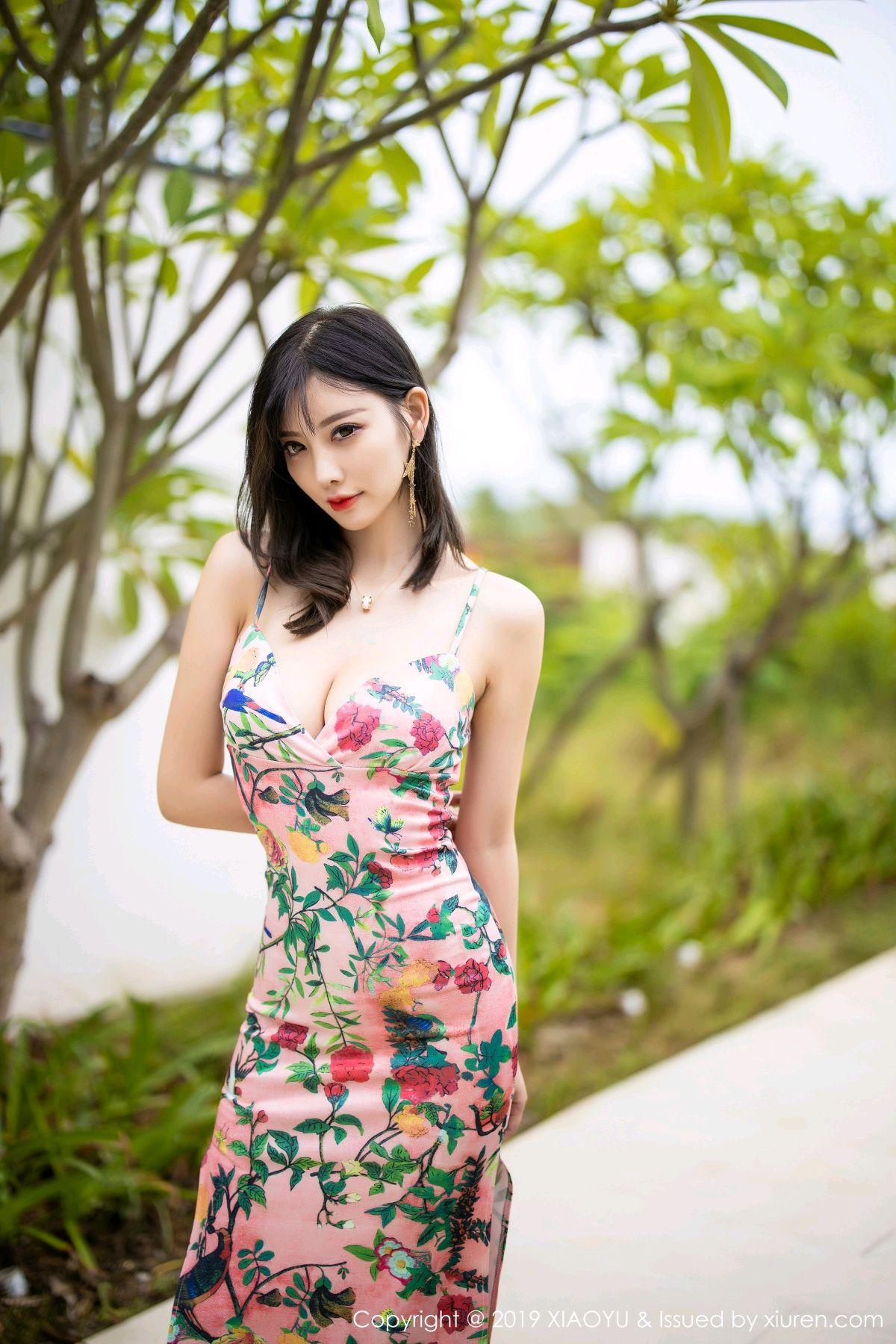 [XiaoYu] Vol.194 Yang Chen Chen 3P, Bikini, XiaoYu, Yang Chen Chen