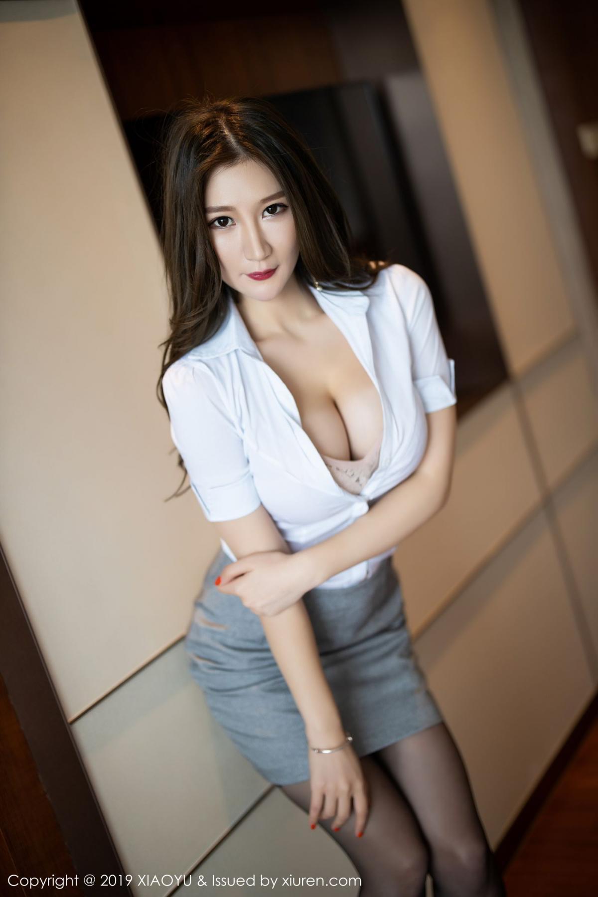 [XiaoYu] Vol.195 Xuan Zi 22P, Tall, Underwear, XiaoYu, Xuan Zi