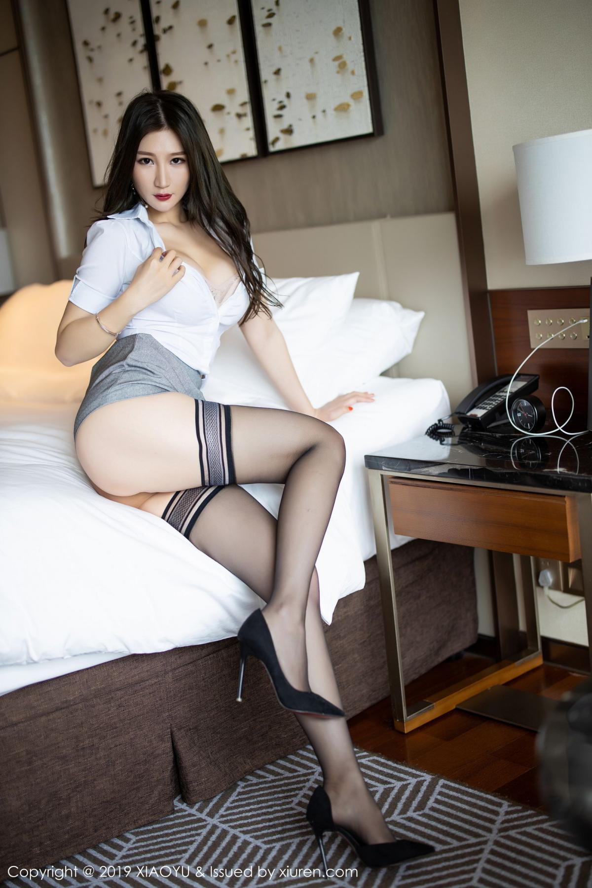 [XiaoYu] Vol.195 Xuan Zi 33P, Tall, Underwear, XiaoYu, Xuan Zi