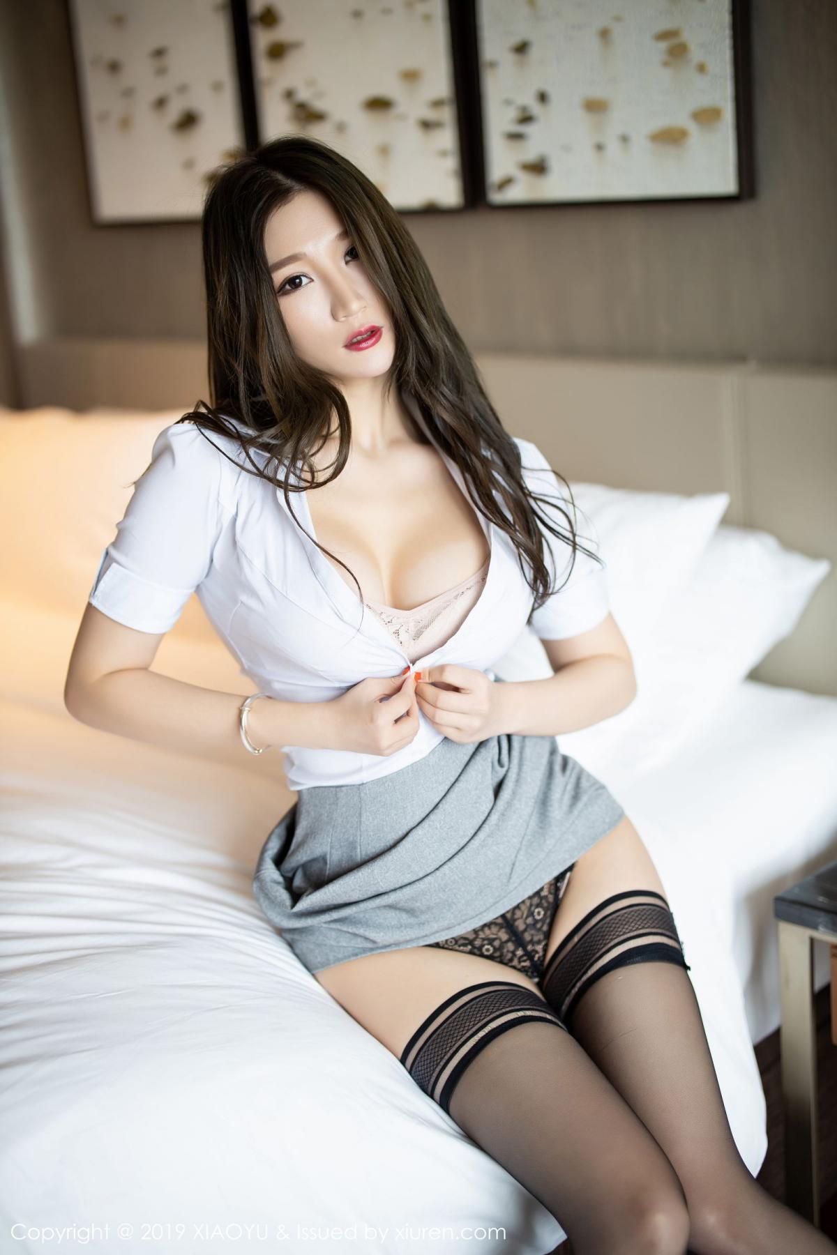 [XiaoYu] Vol.195 Xuan Zi 36P, Tall, Underwear, XiaoYu, Xuan Zi