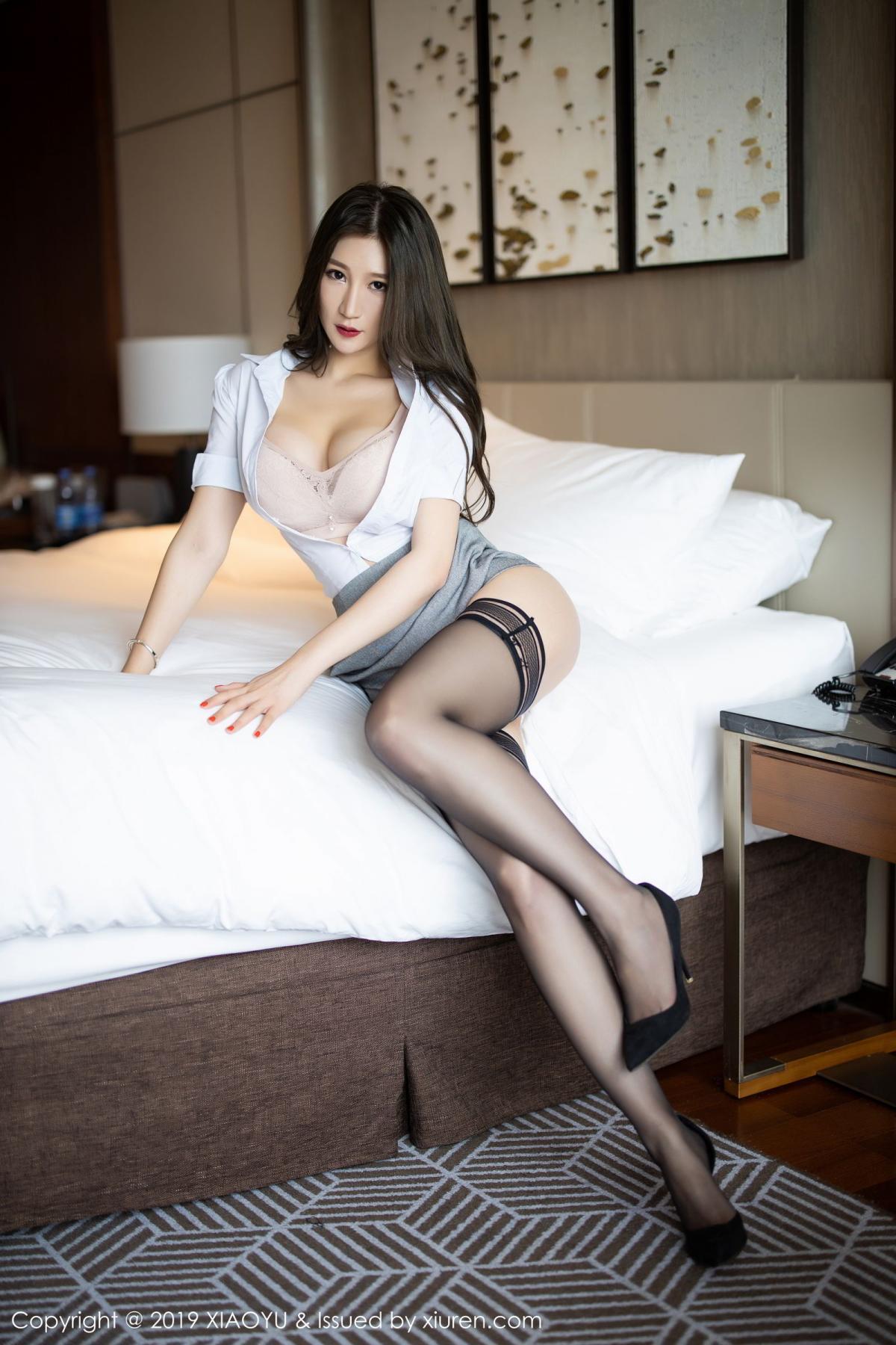 [XiaoYu] Vol.195 Xuan Zi 38P, Tall, Underwear, XiaoYu, Xuan Zi