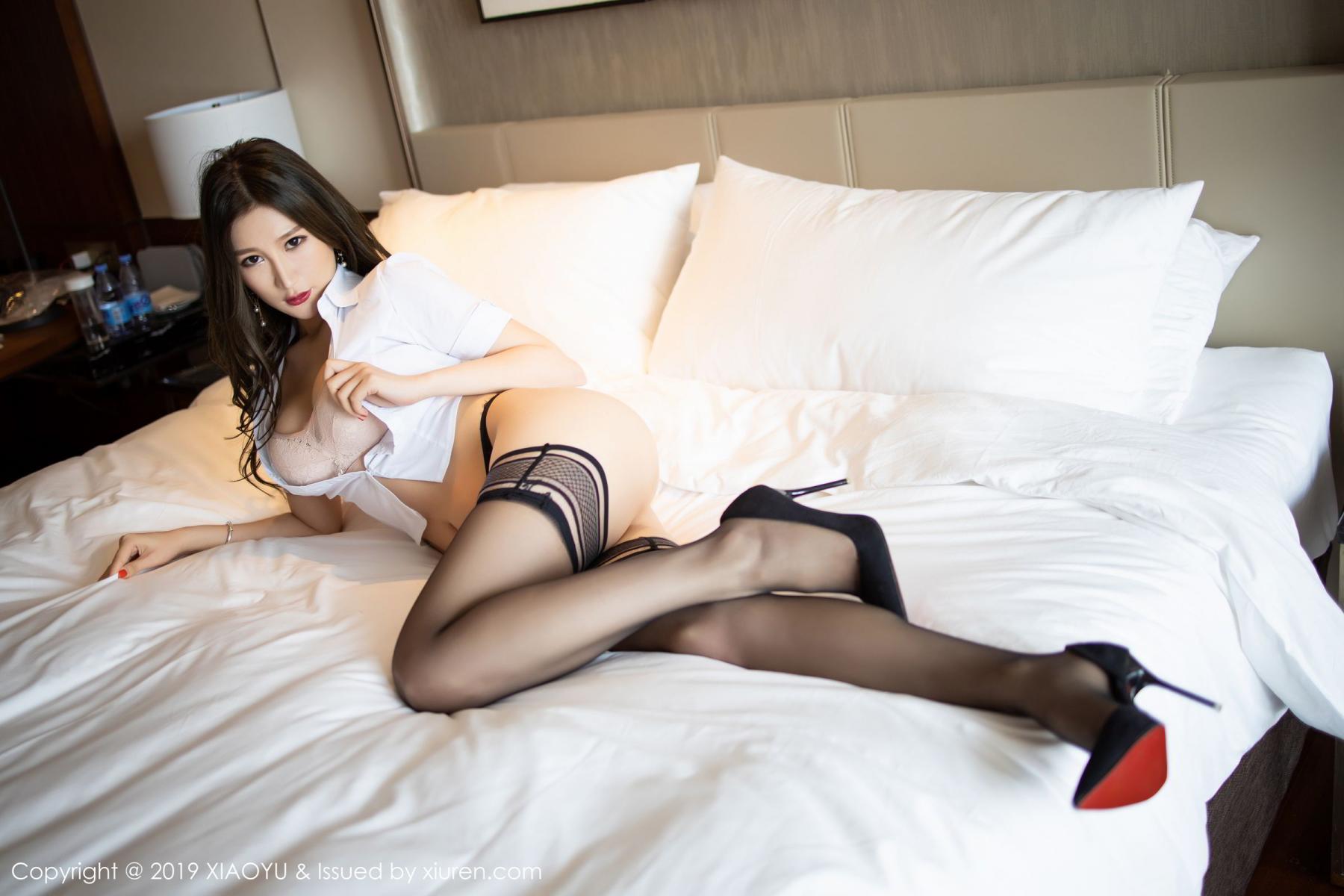 [XiaoYu] Vol.195 Xuan Zi 55P, Tall, Underwear, XiaoYu, Xuan Zi