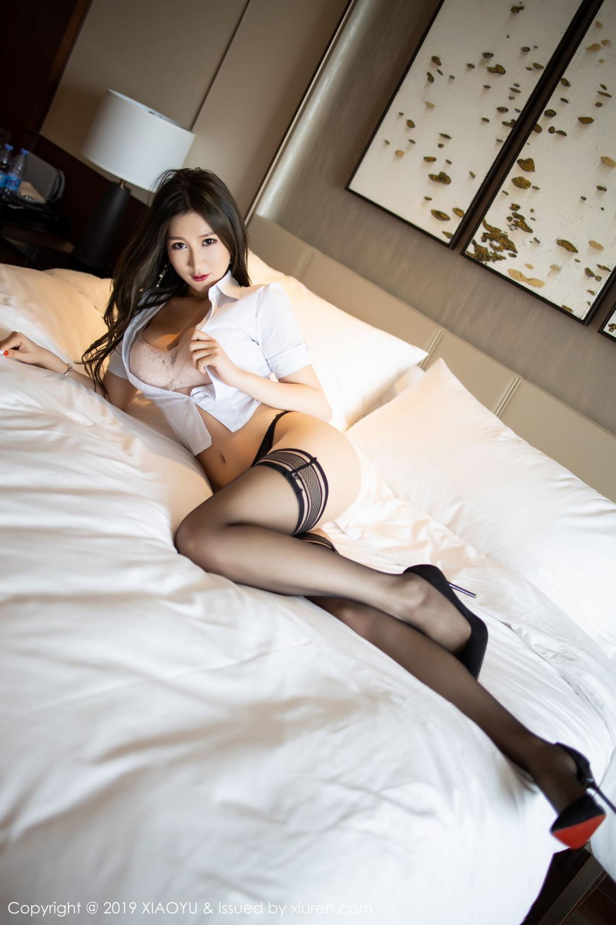 [XiaoYu] Vol.195 Xuan Zi 56P, Tall, Underwear, XiaoYu, Xuan Zi