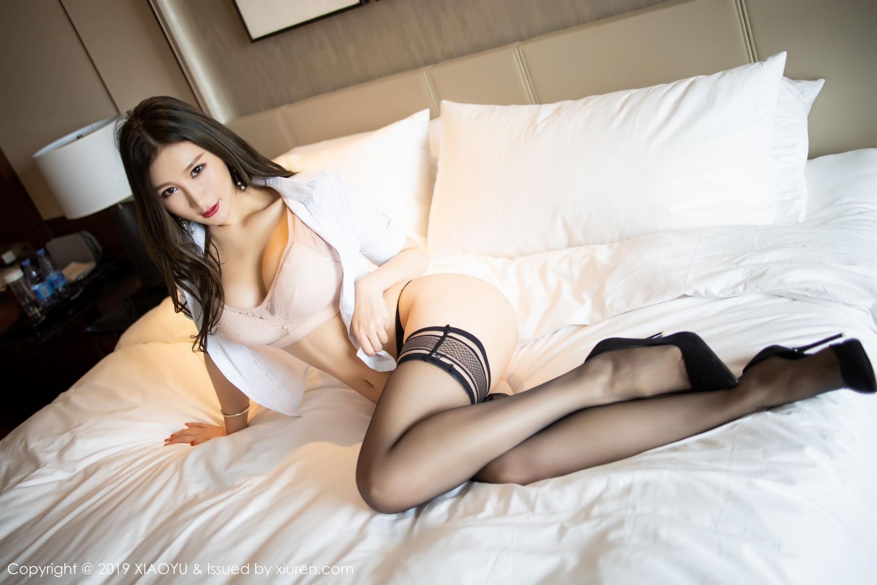 [XiaoYu] Vol.195 Xuan Zi 58P, Tall, Underwear, XiaoYu, Xuan Zi