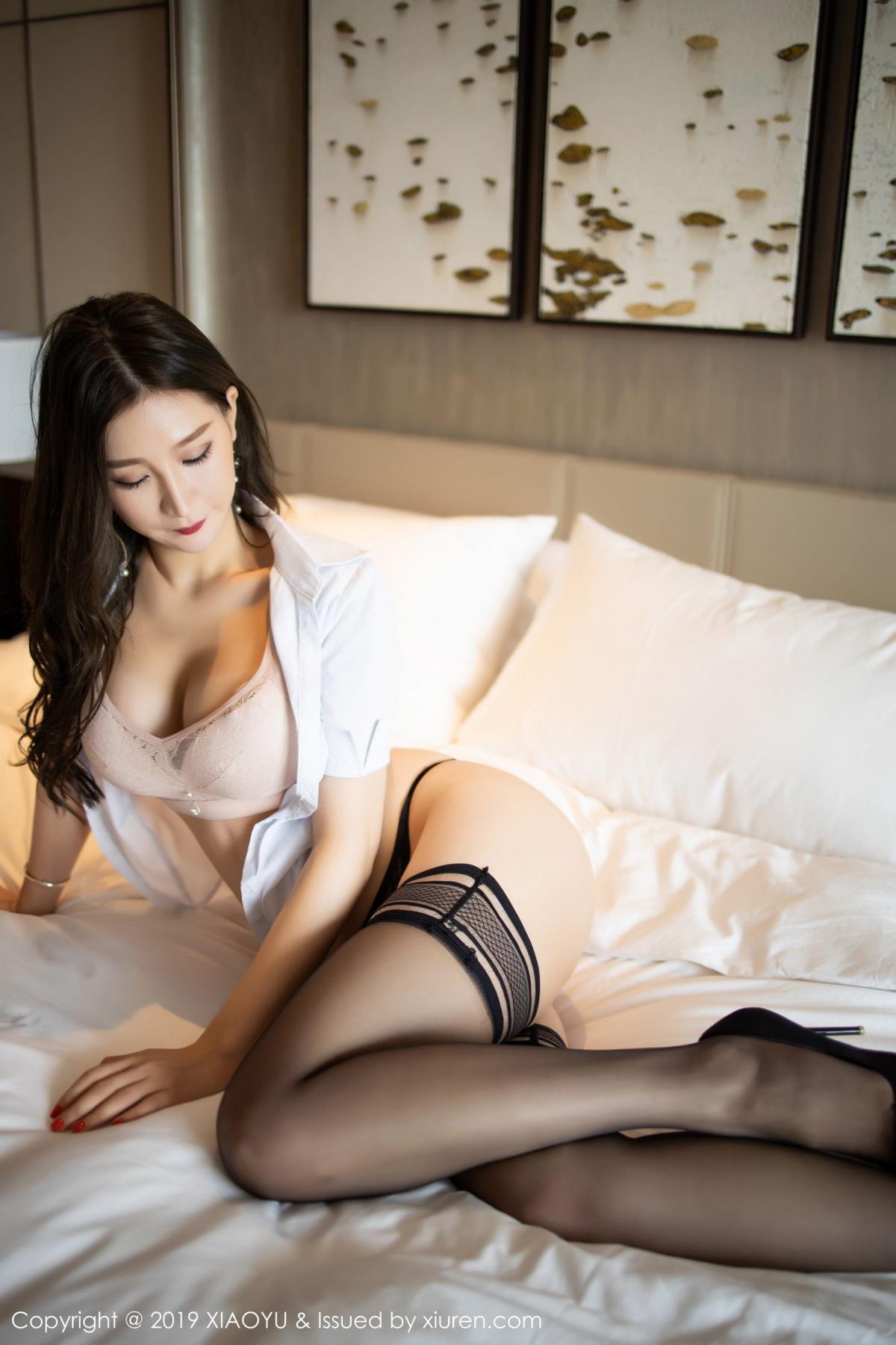 [XiaoYu] Vol.195 Xuan Zi 59P, Tall, Underwear, XiaoYu, Xuan Zi