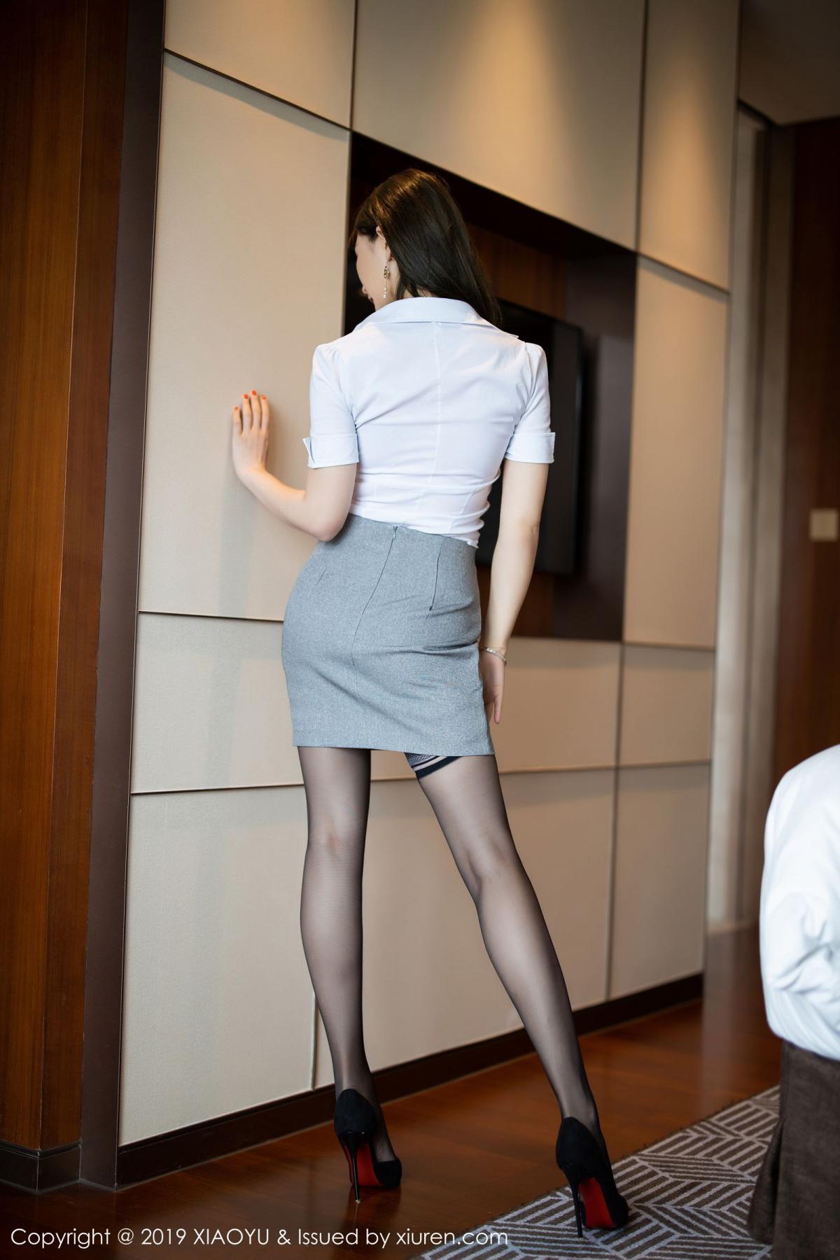 [XiaoYu] Vol.195 Xuan Zi 5P, Tall, Underwear, XiaoYu, Xuan Zi