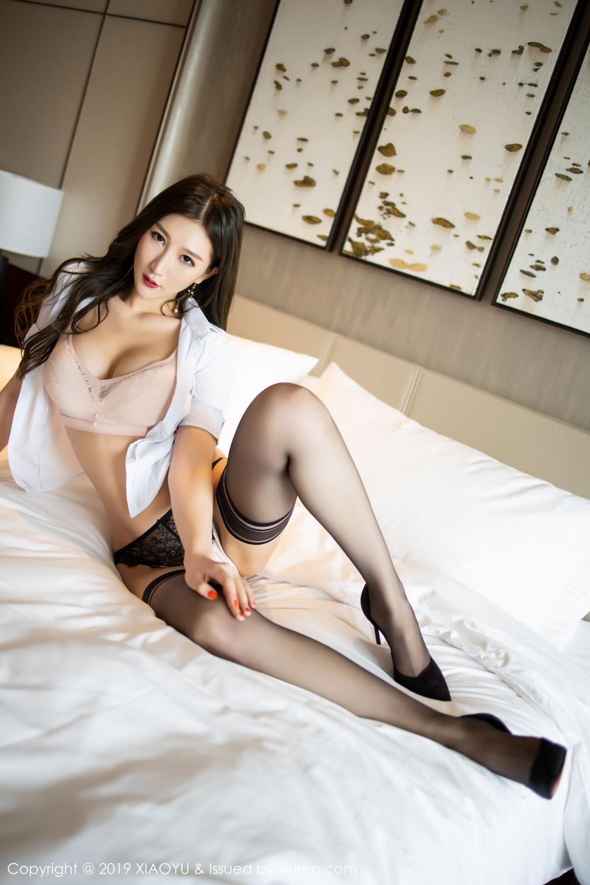 [XiaoYu] Vol.195 Xuan Zi 61P, Tall, Underwear, XiaoYu, Xuan Zi