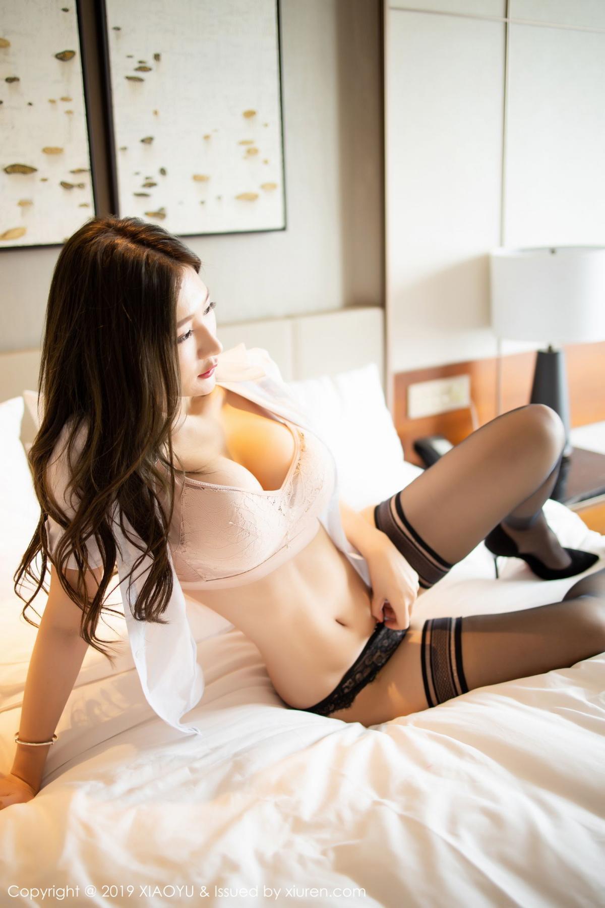 [XiaoYu] Vol.195 Xuan Zi 62P, Tall, Underwear, XiaoYu, Xuan Zi