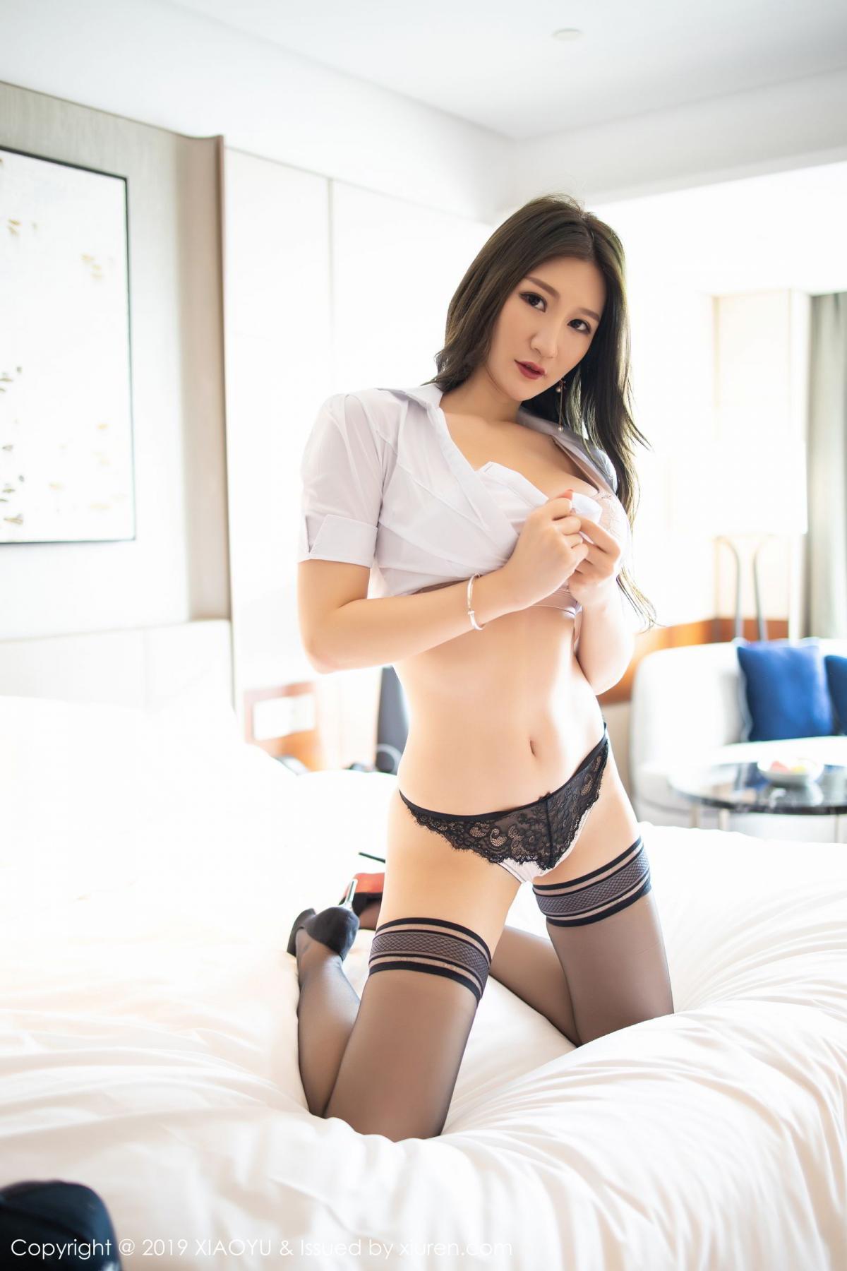 [XiaoYu] Vol.195 Xuan Zi 70P, Tall, Underwear, XiaoYu, Xuan Zi