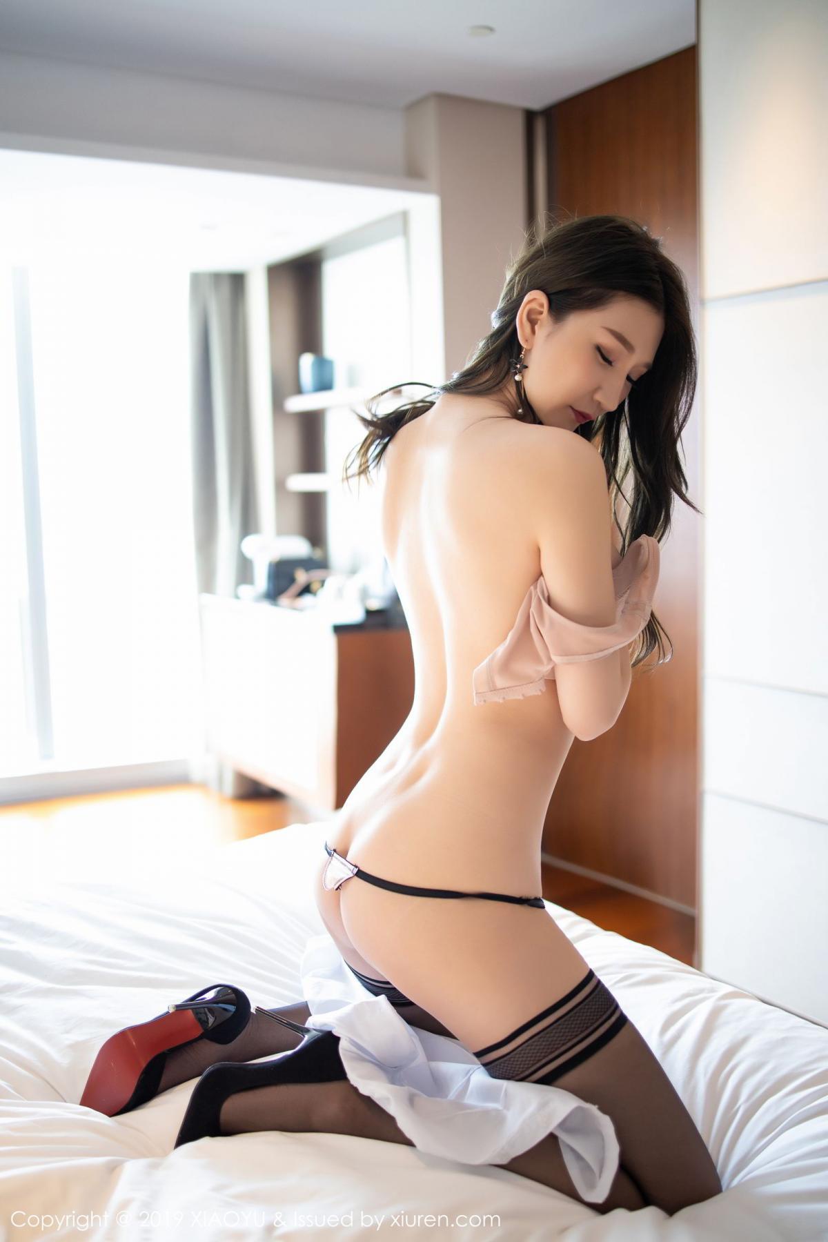 [XiaoYu] Vol.195 Xuan Zi 74P, Tall, Underwear, XiaoYu, Xuan Zi