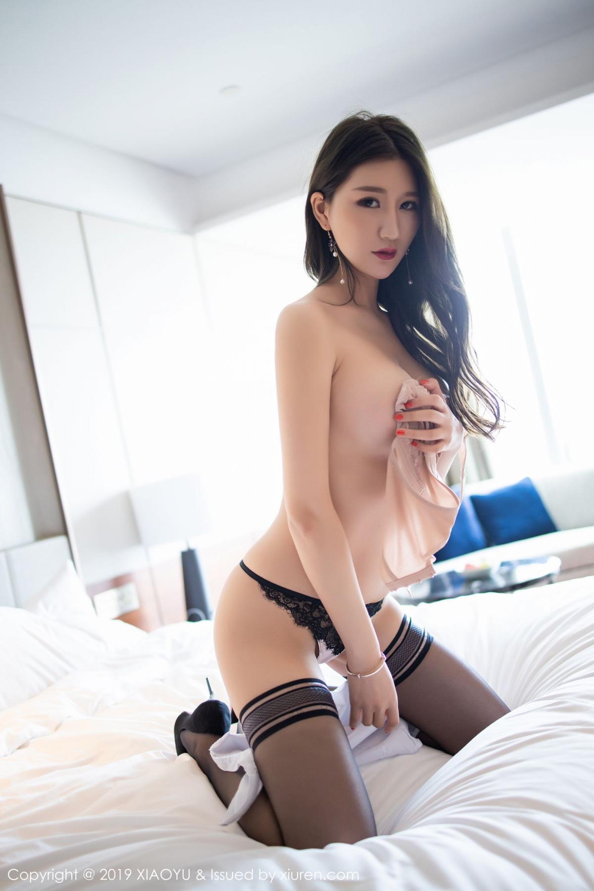 [XiaoYu] Vol.195 Xuan Zi 79P, Tall, Underwear, XiaoYu, Xuan Zi