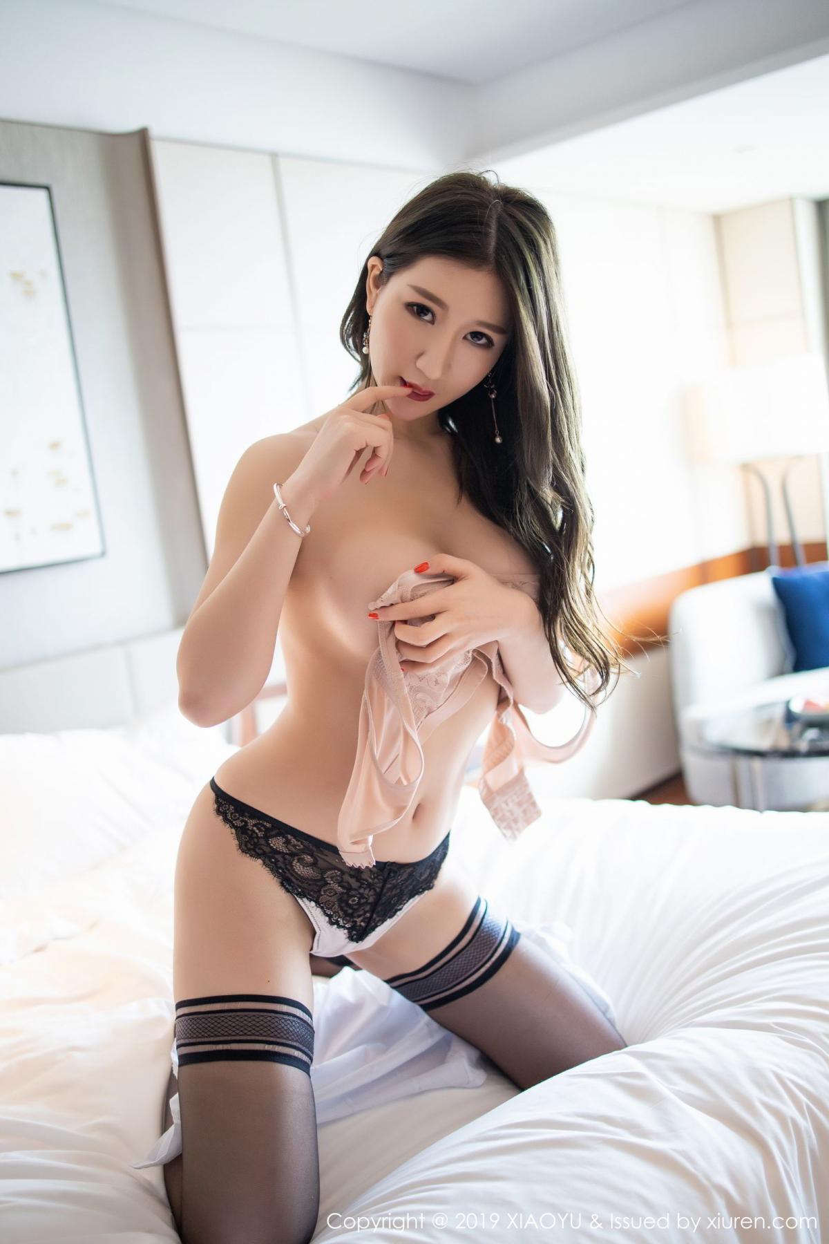 [XiaoYu] Vol.195 Xuan Zi 81P, Tall, Underwear, XiaoYu, Xuan Zi