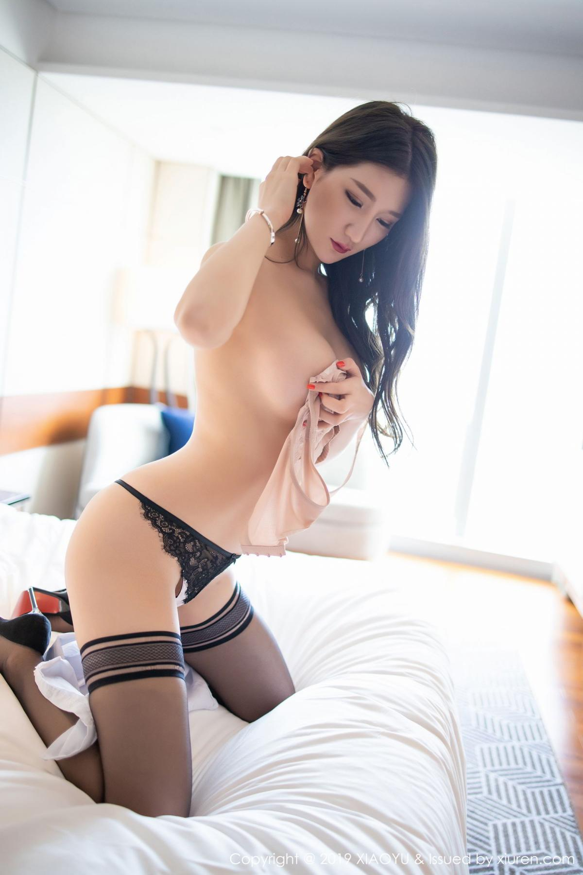 [XiaoYu] Vol.195 Xuan Zi 82P, Tall, Underwear, XiaoYu, Xuan Zi